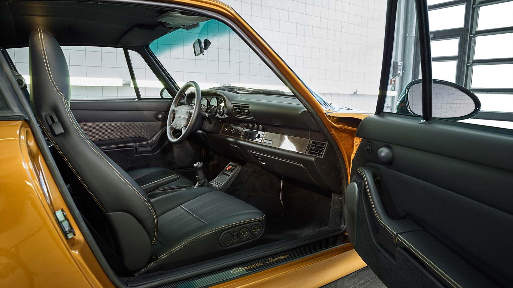 Project Gold: 911 restomod