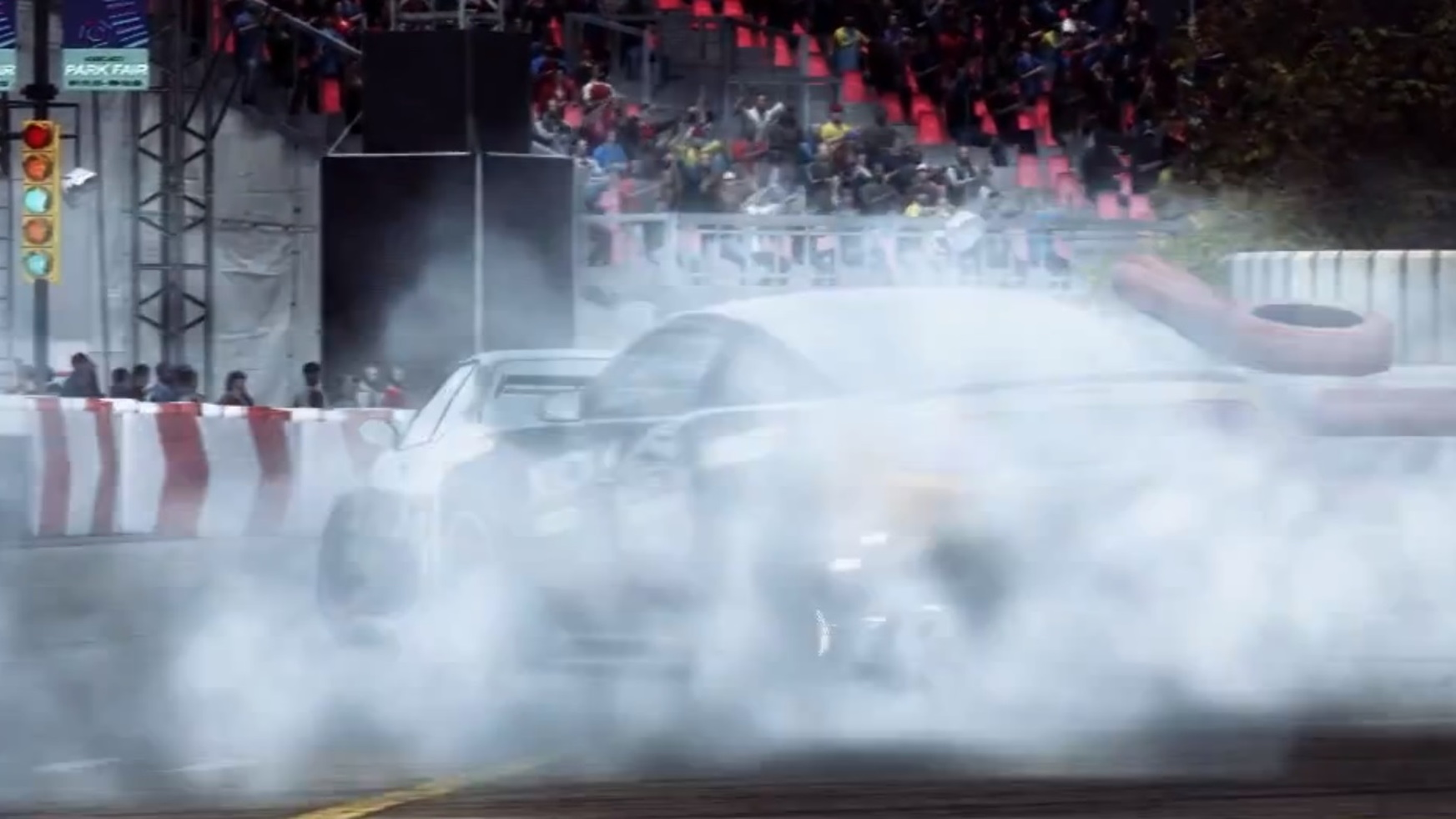 GRID 2 gameplay teaser