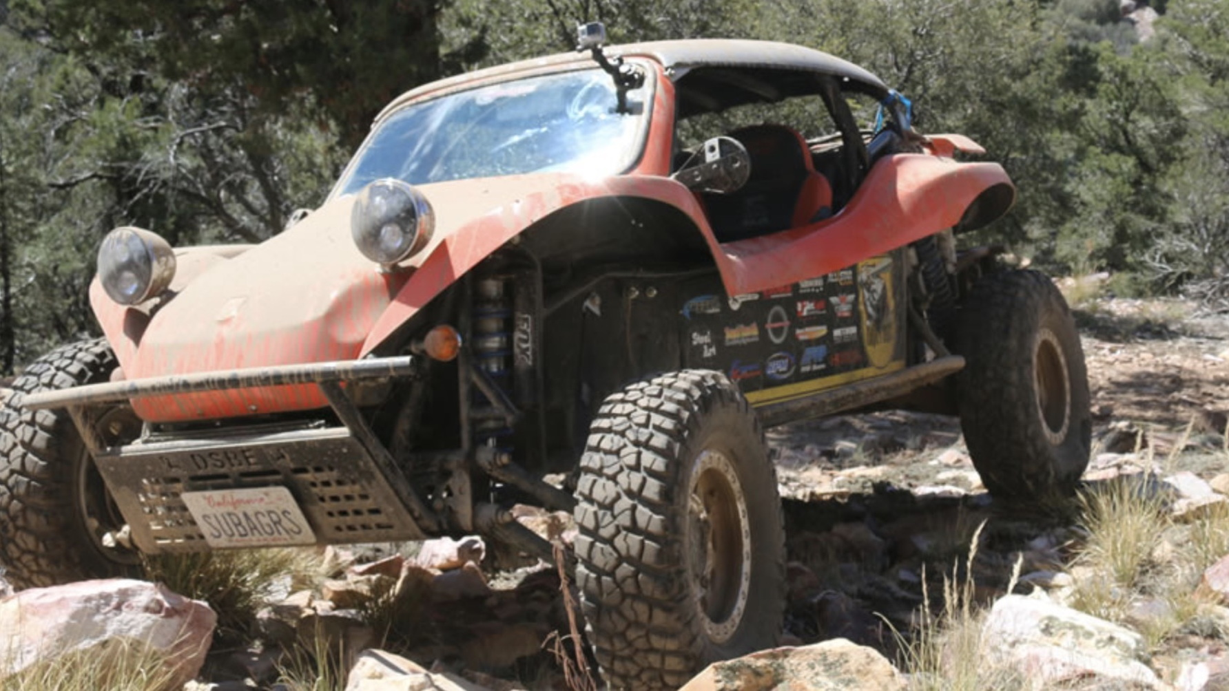 Texas revoking titles for dune buggies and other kit cars