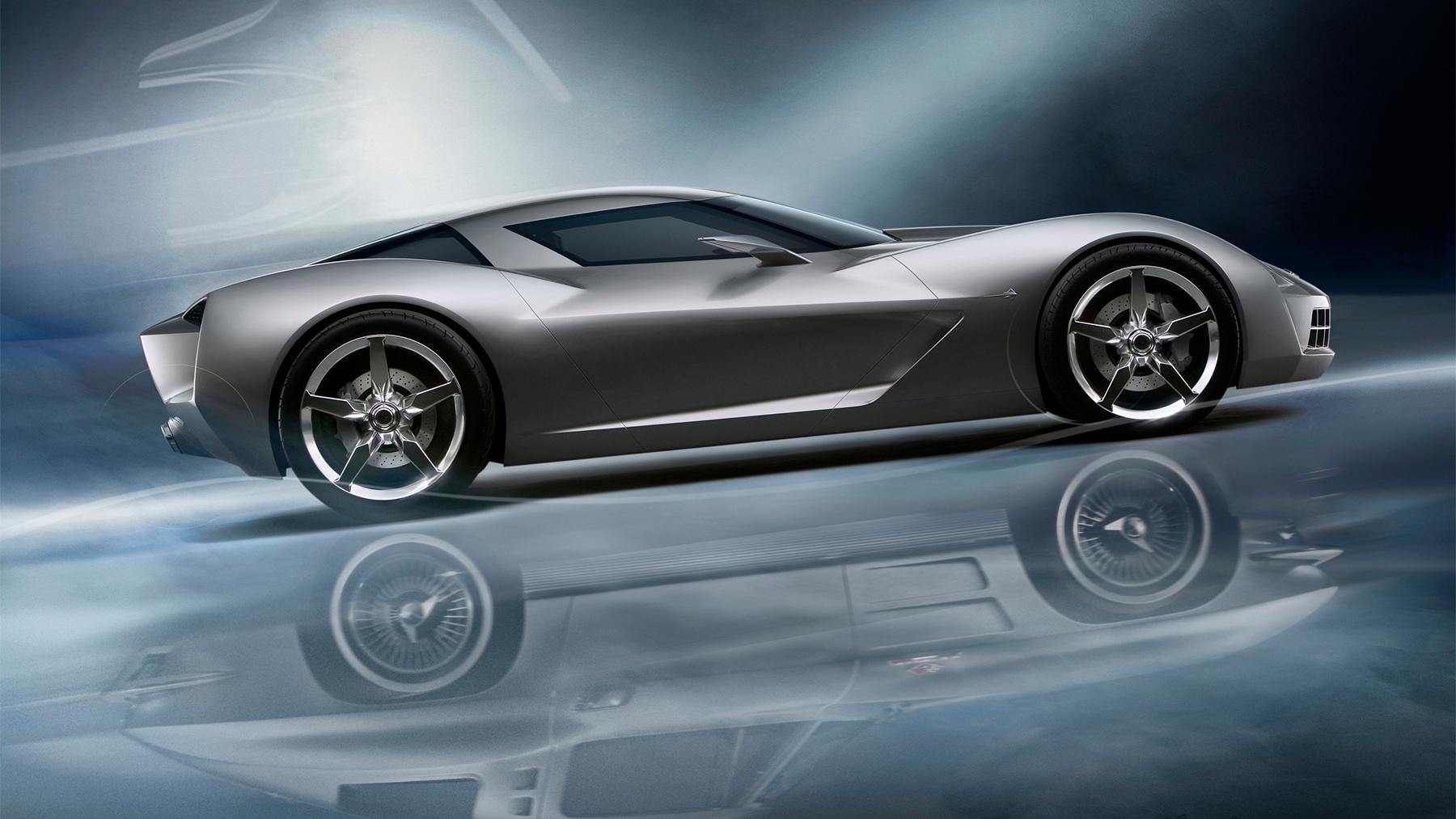 chevrolet corvette stingray concept 002