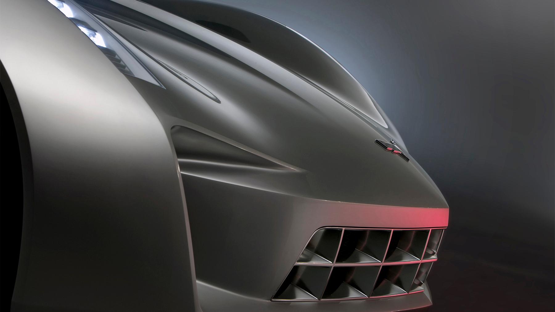 chevrolet corvette stingray concept 006