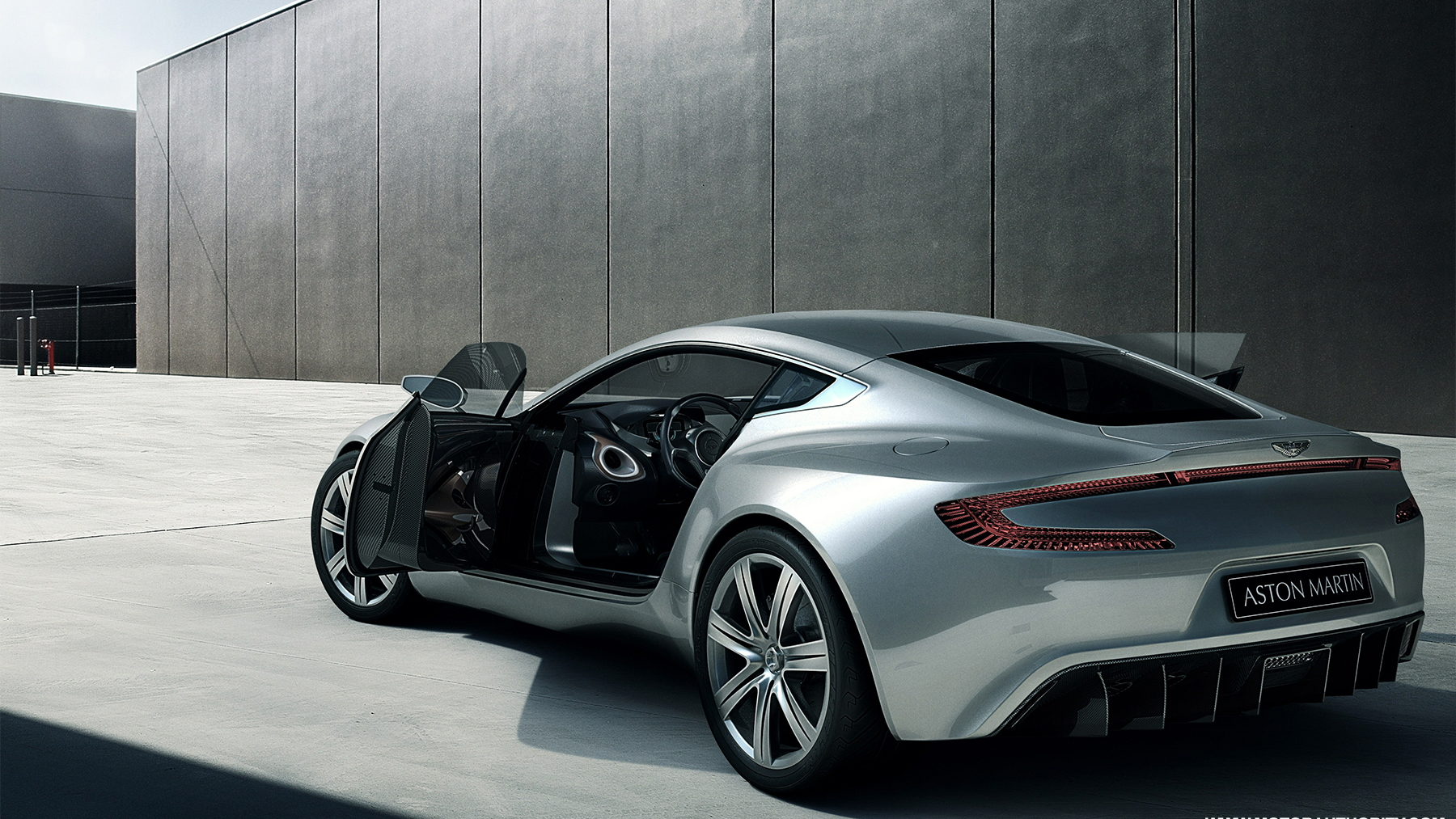 aston martin one 77 official 001