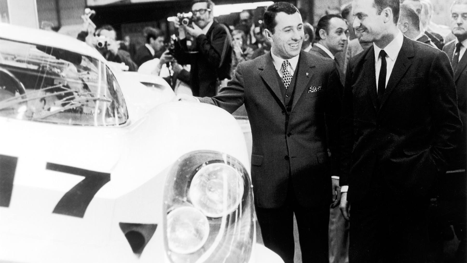 porsche 917 race car 007