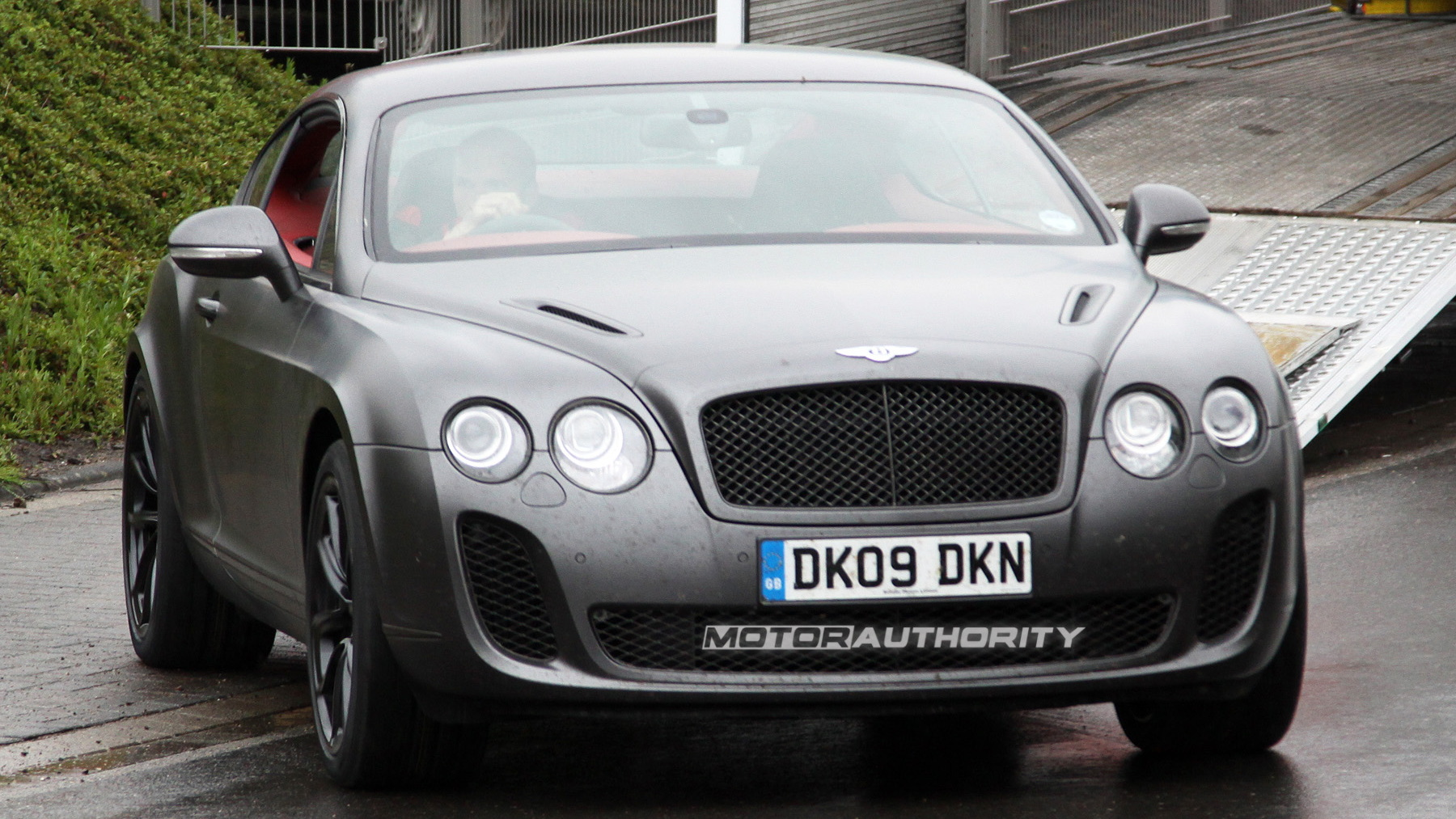 2010 bentey continental supersports spy shots may 001