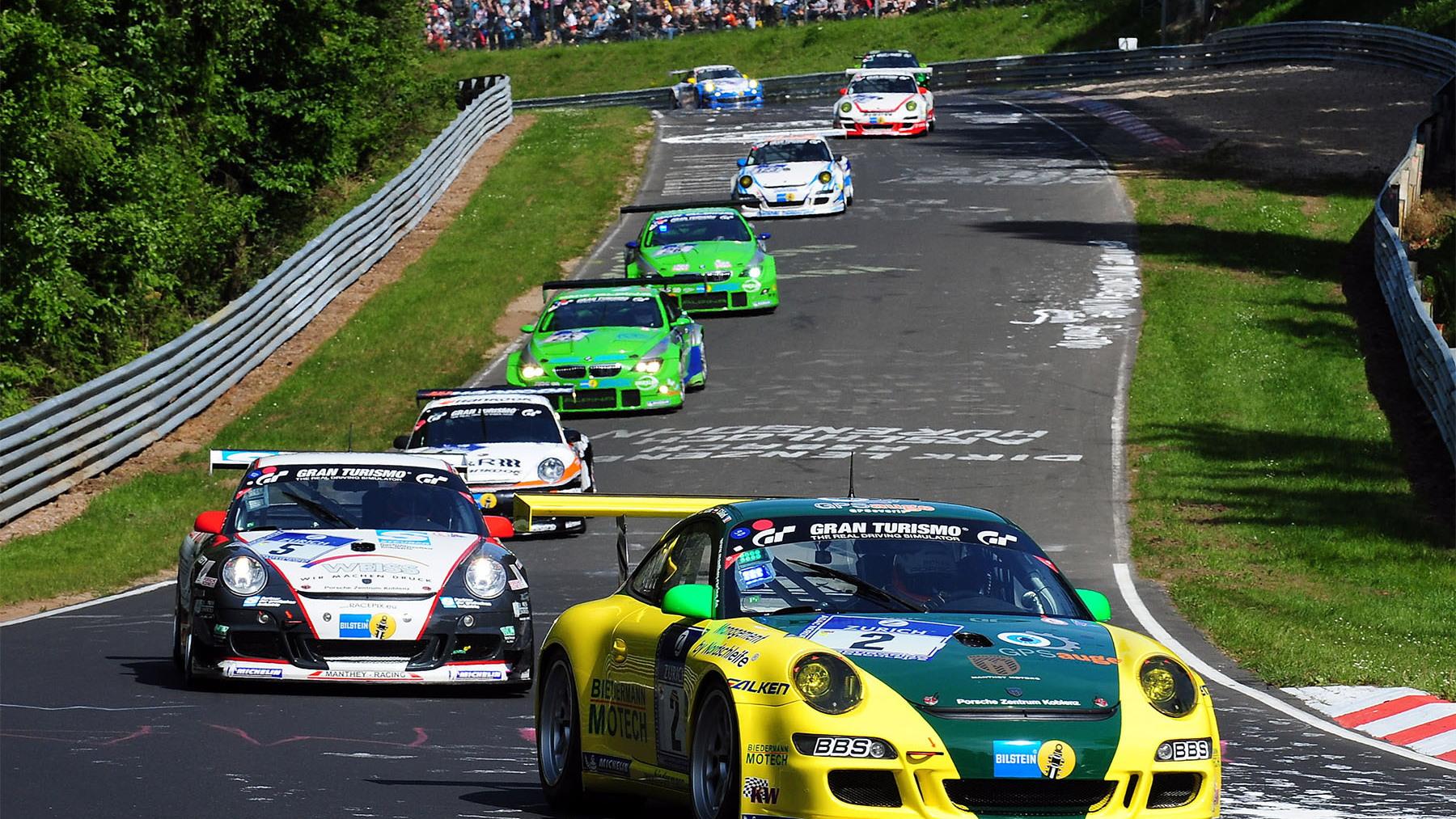 porsche 2009 nurburgring 24 hours winner 003