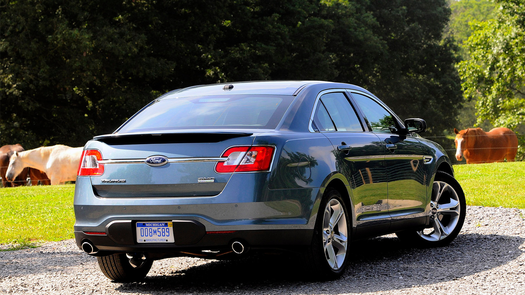 2010 ford taurus sho photo update june 2009 007