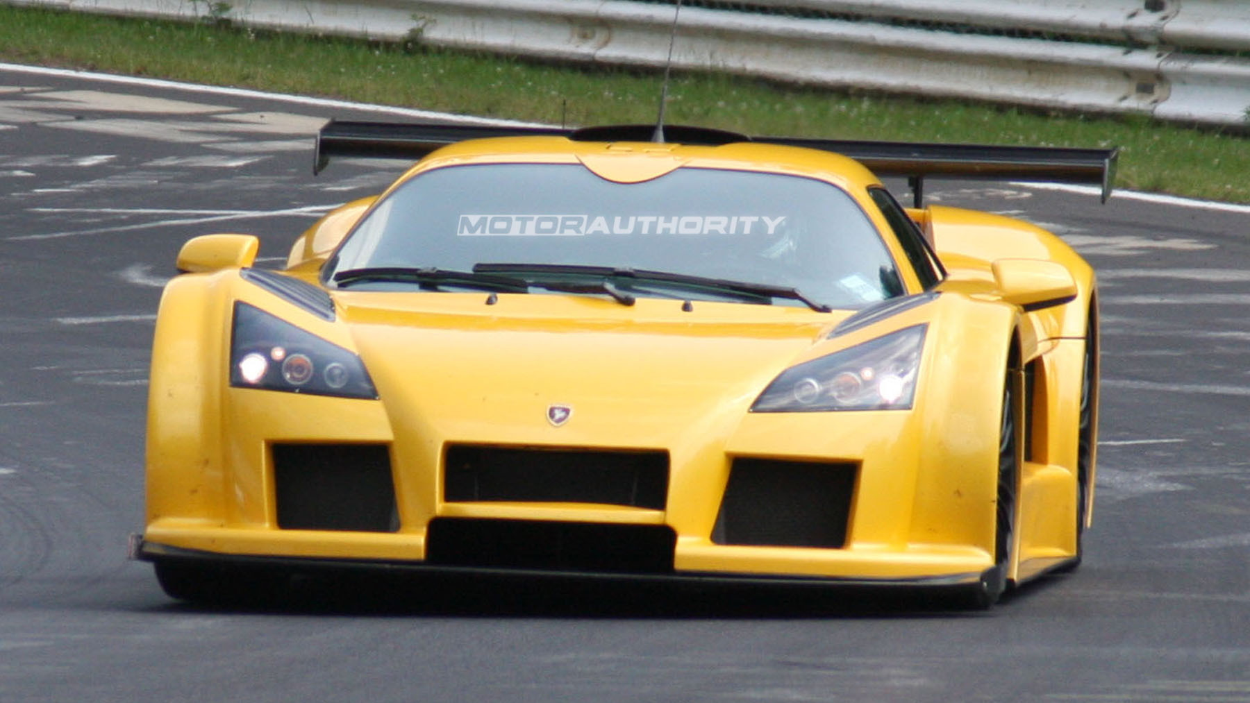 gumpert apollo speed spy shots june 001