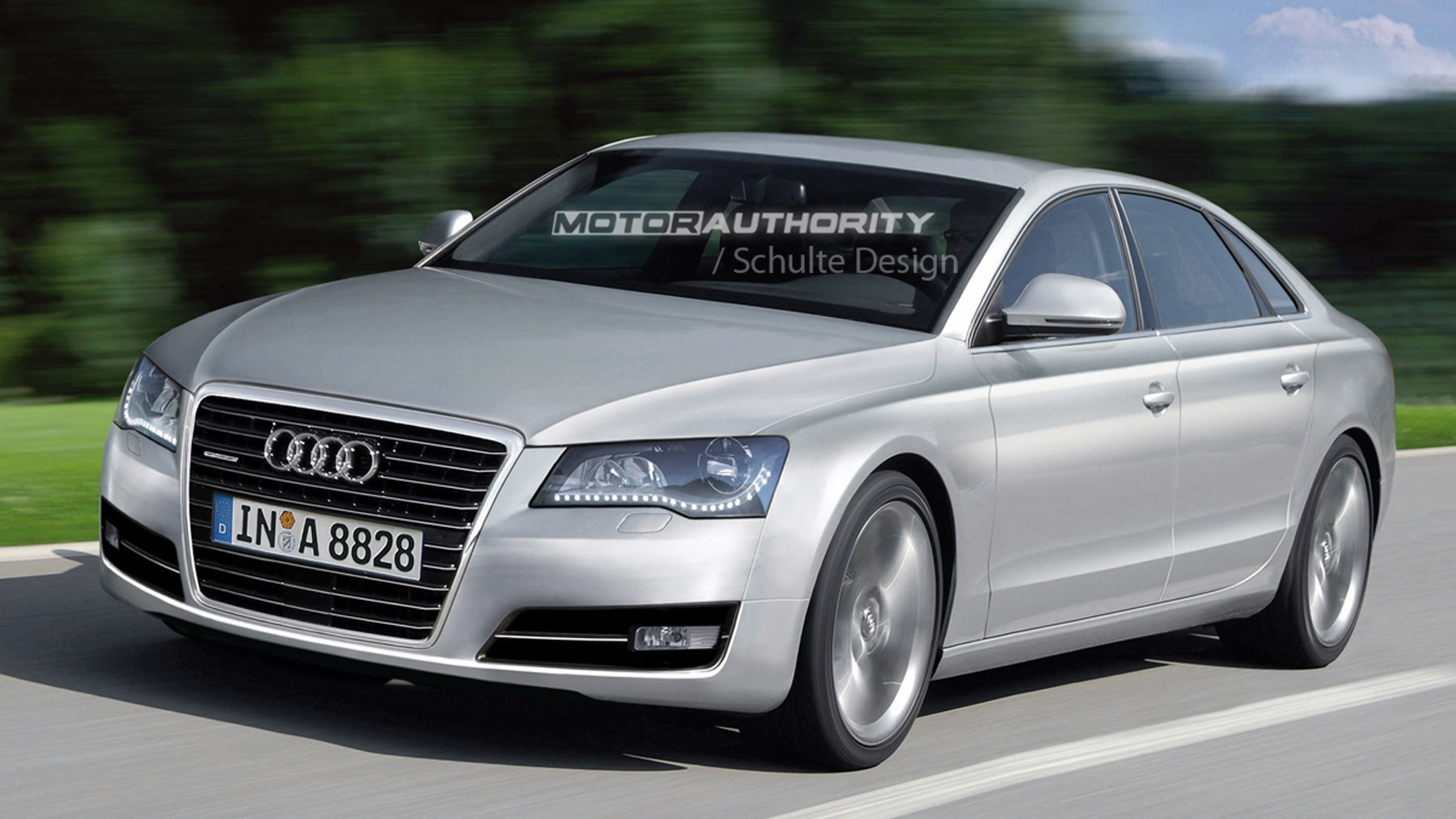 2011 audi a8 preview rendering 001