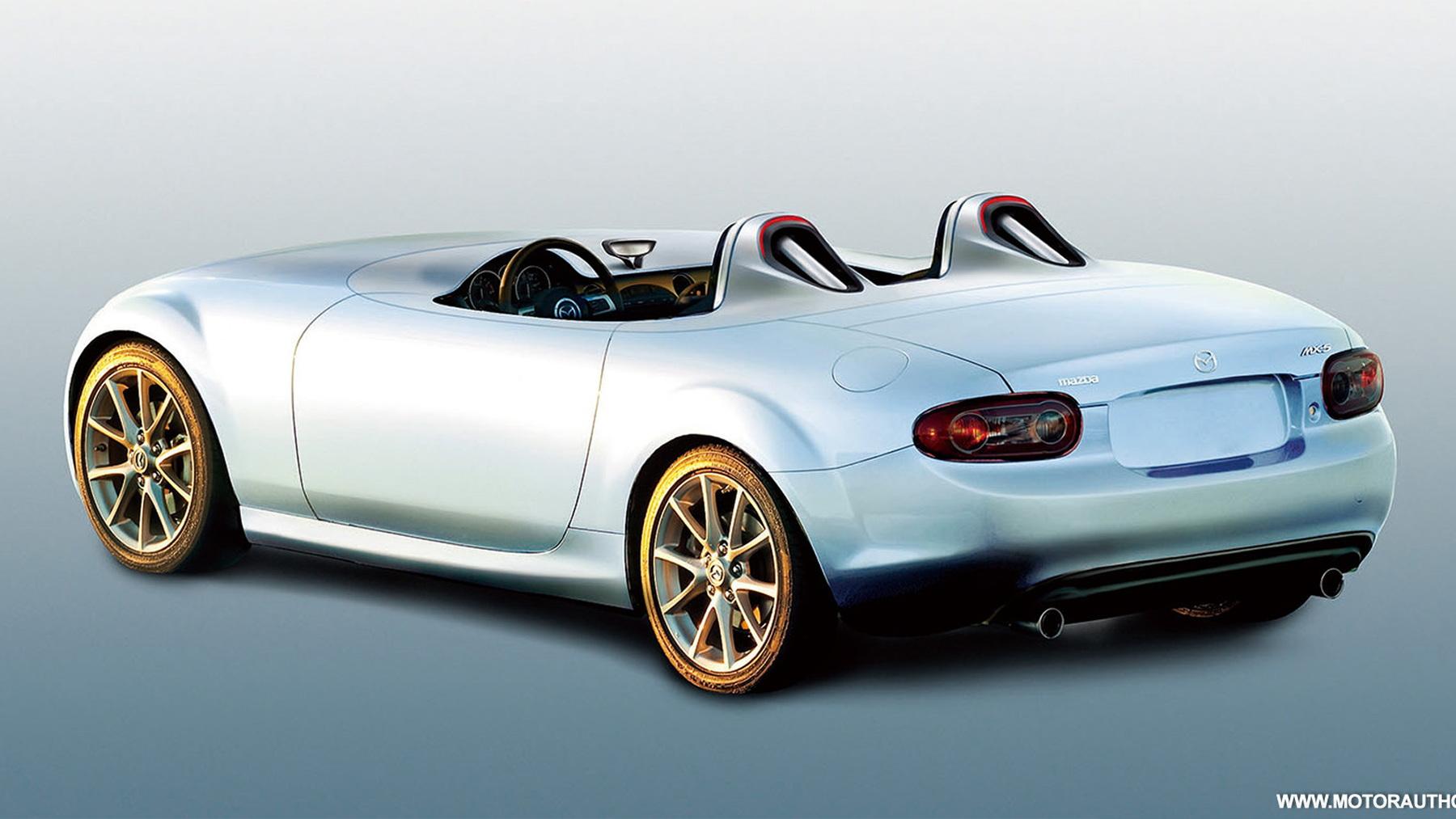 2009 mazda mx 5 superlight concept car 001
