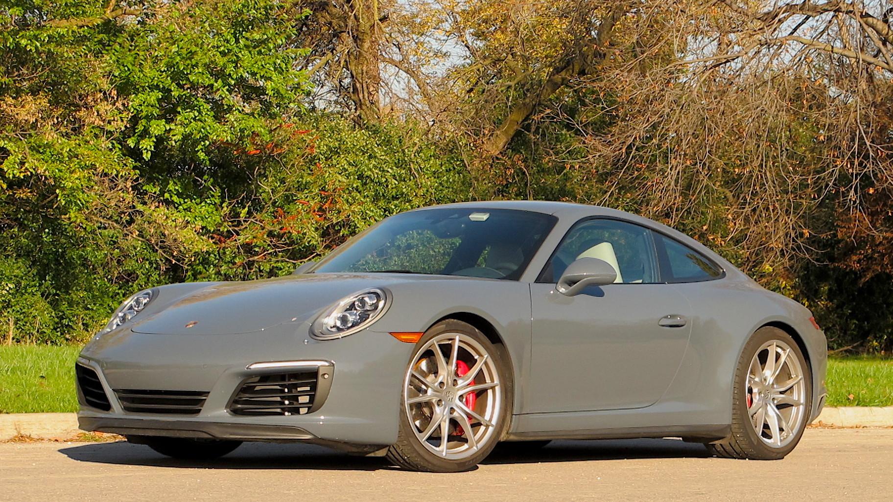 2017 Porsche 911 Carrera 4s Second Drive