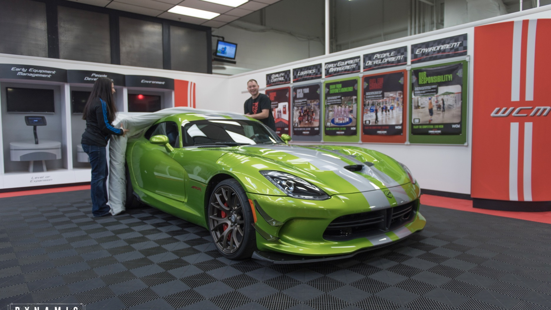 Largest 5th Gen Dodge Viper Customer Delivery Photo By Dynamic Photowerks