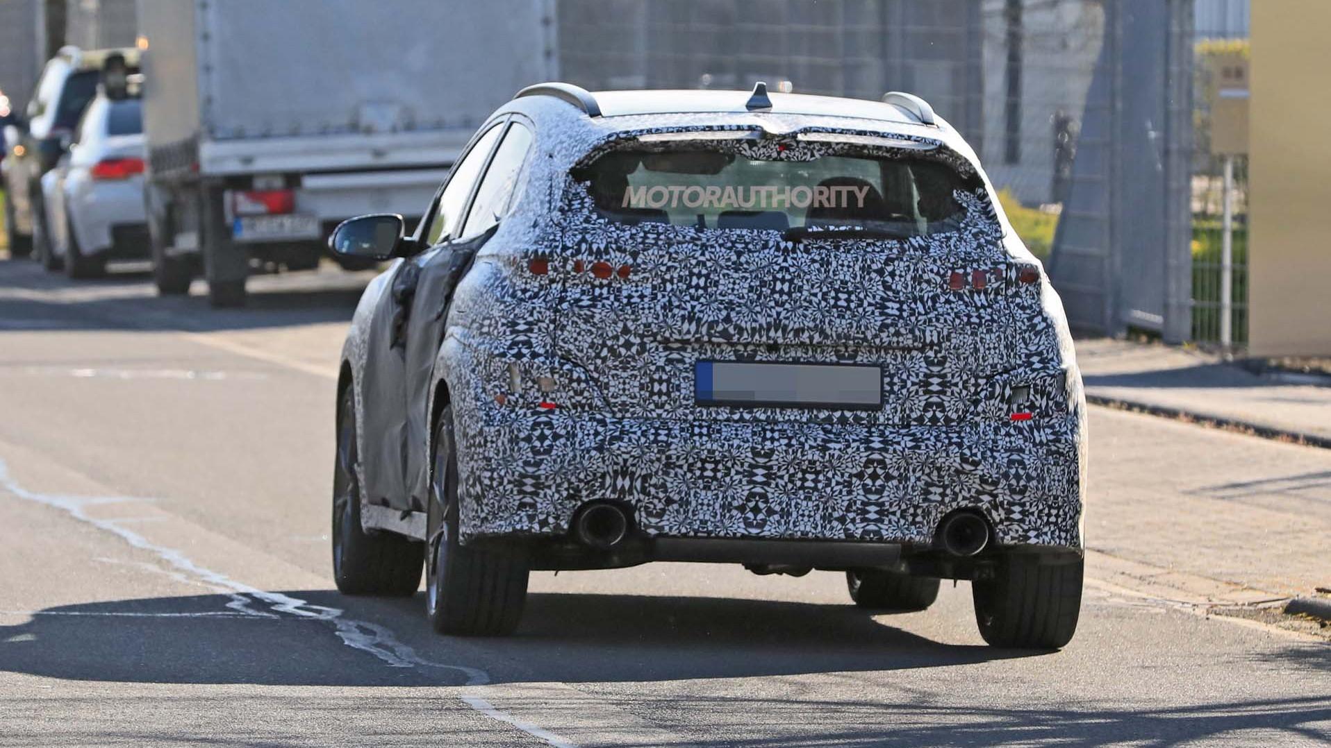 2022 Hyundai Kona N spy shots - Photo credit: S. Baldauf/SB-Medien