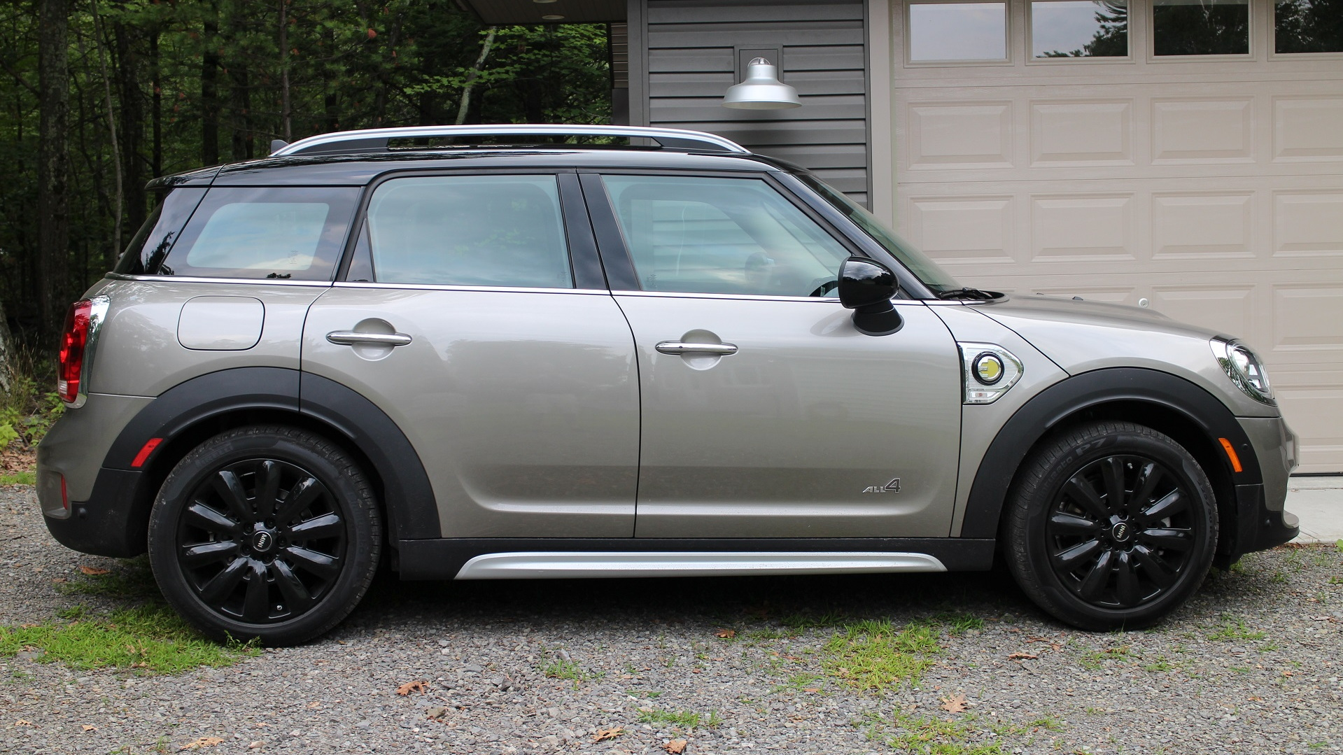 2018 Mini Cooper S E Countryman All4 Review Of Plug In Hybrid
