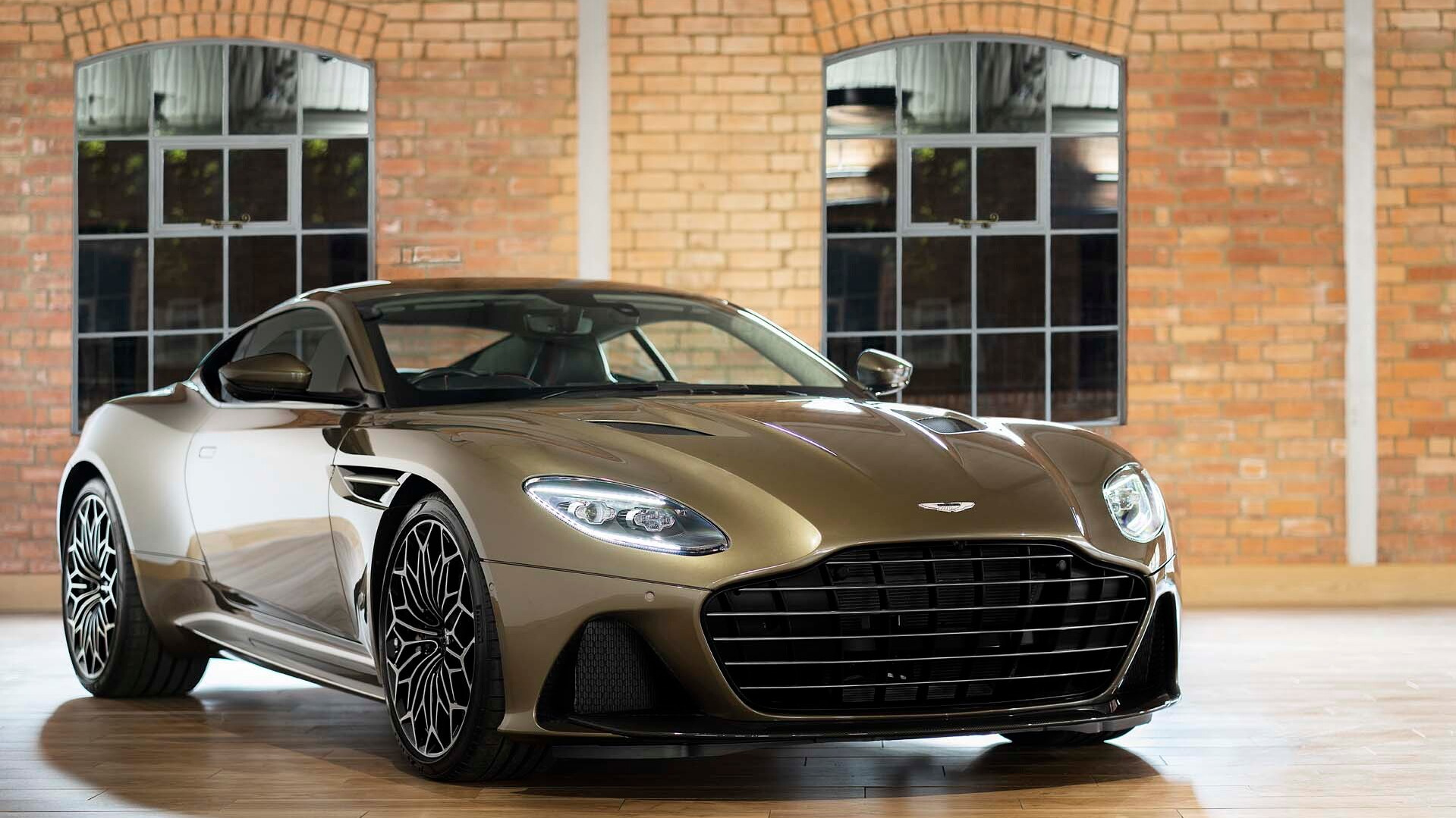 Aston's On Her Majesty's Secret Service DBS Superleggera Honors the Movie