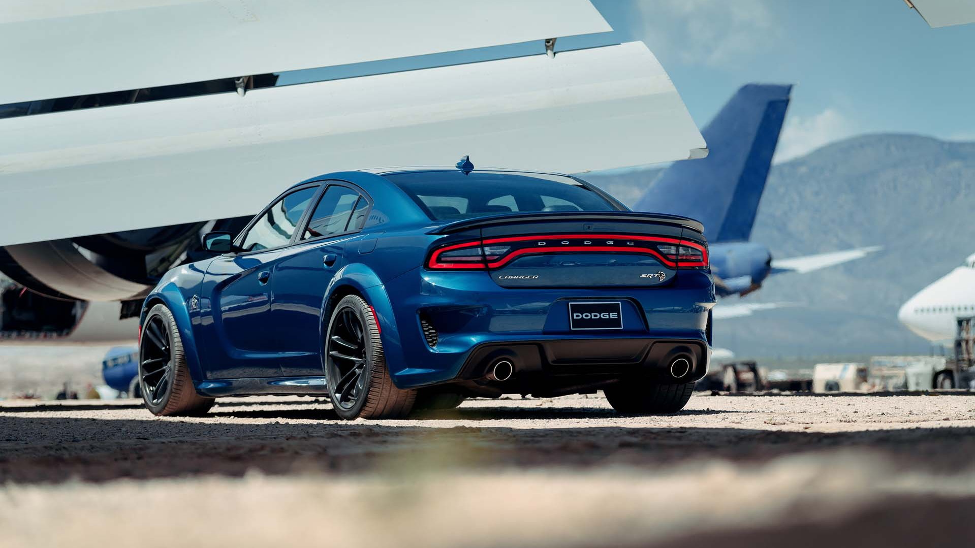 2020 Dodge Charger Srt Hellcat Widebody Already Gets Nhra Funny Car Treatment