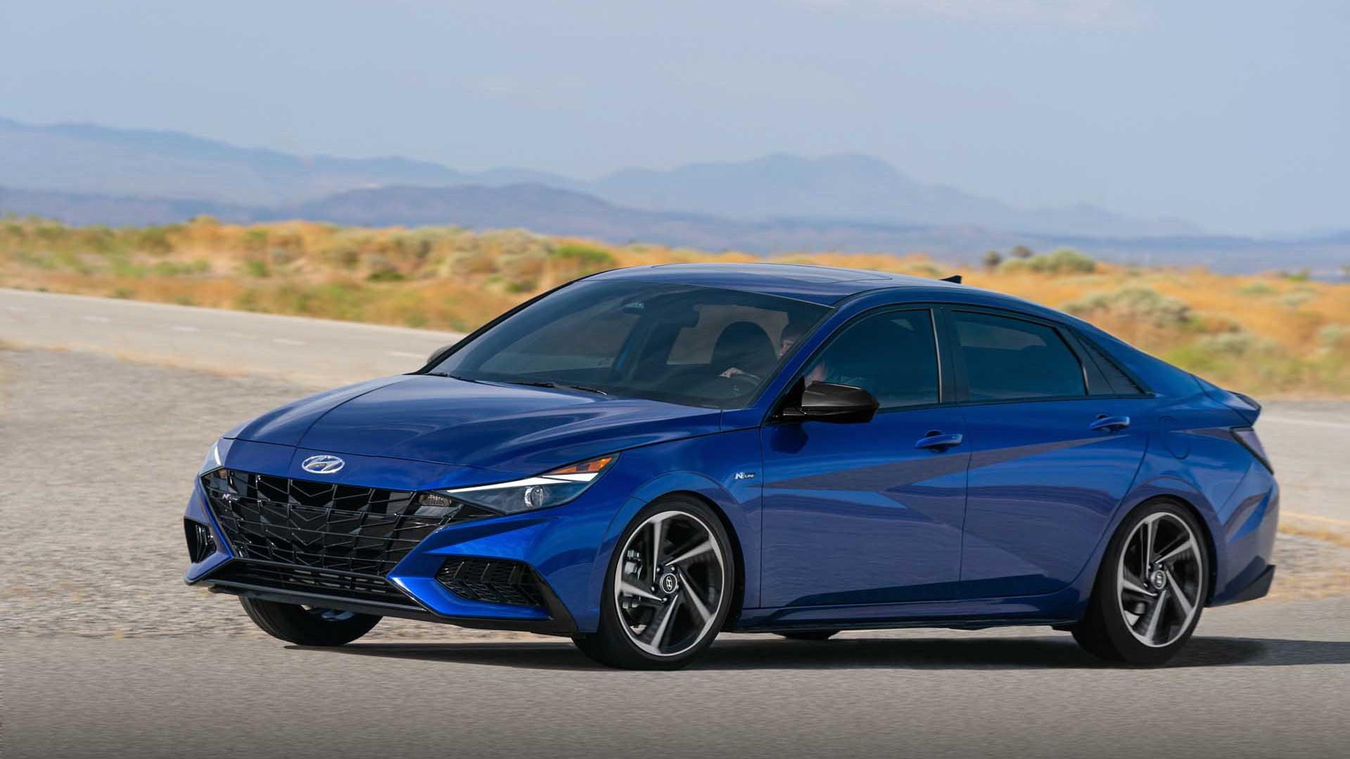 2021 Hyundai Sonata Hybrid Sport Wallpaper