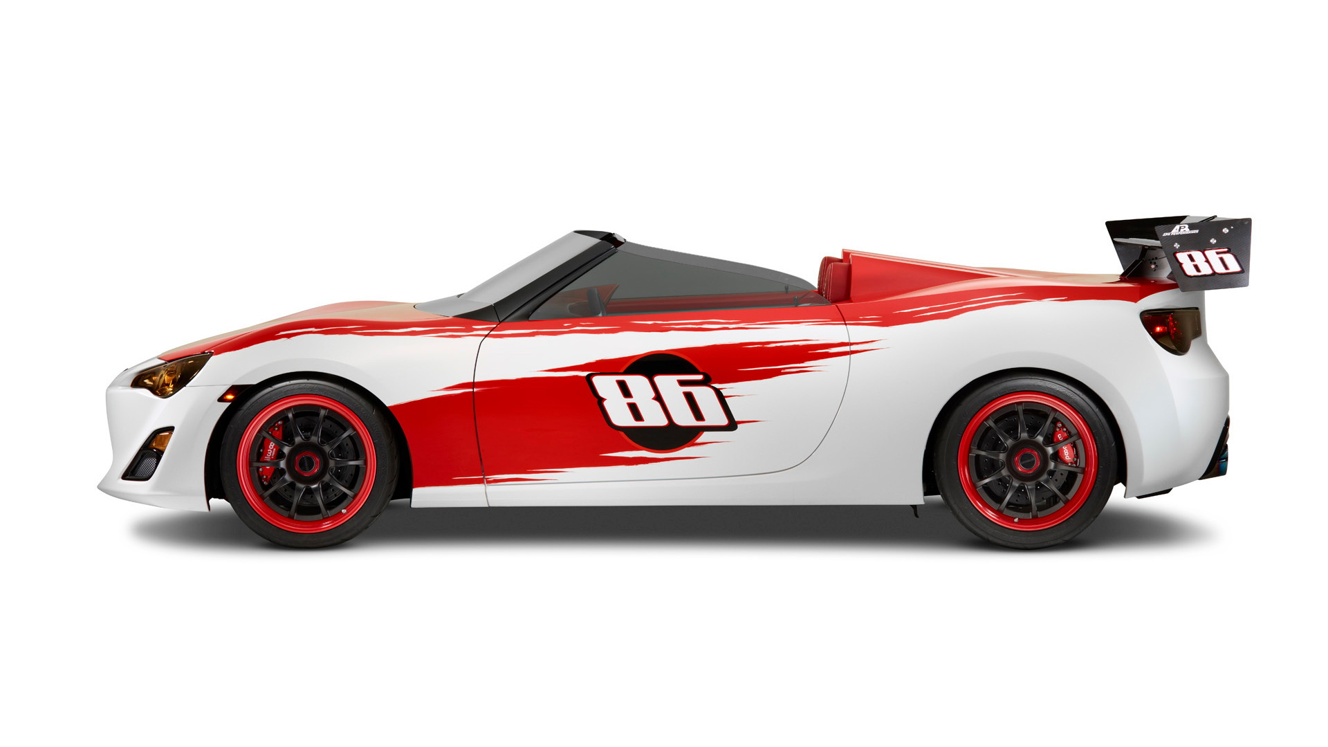 Cartel Customs 2013 Scion FR-S Speedster