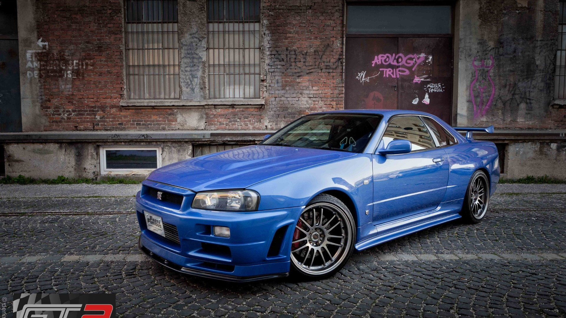 Paul Walker S Fast Furious 4 R34 Nissan Gt R For Sale Priced At 1 35 Million