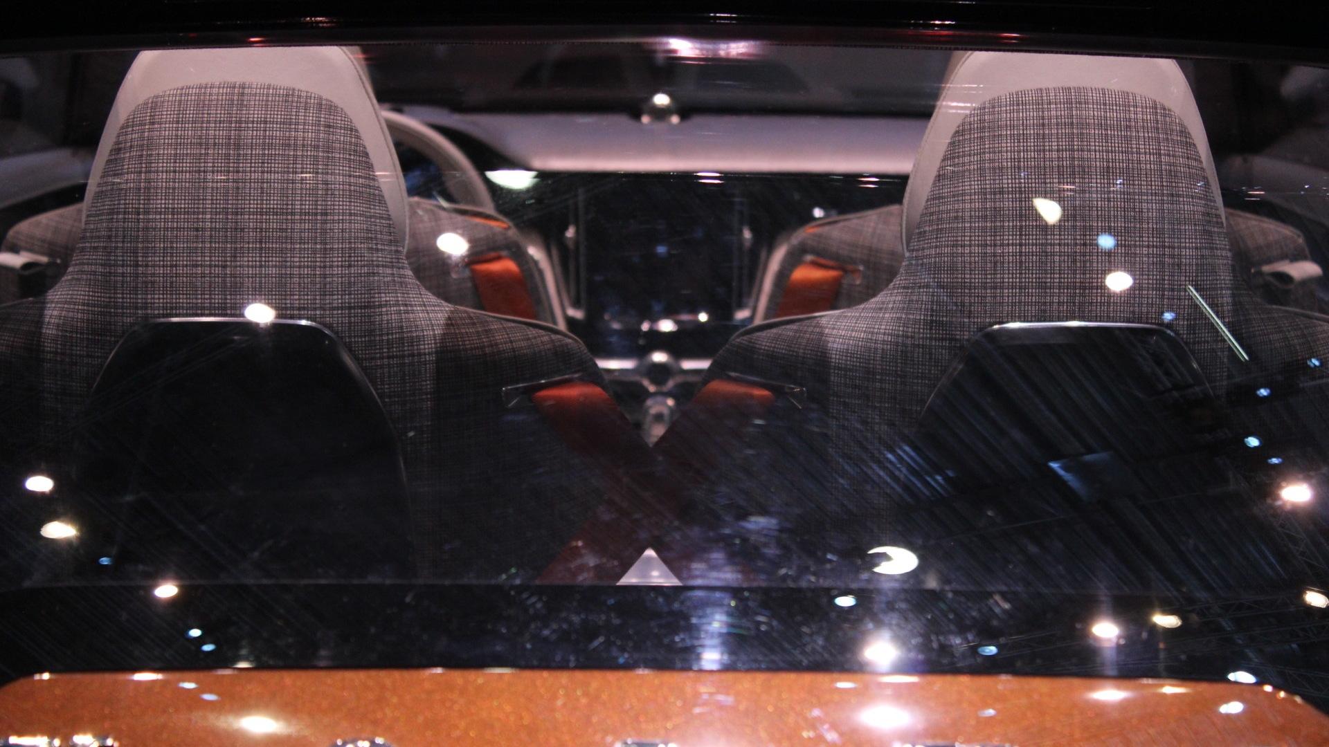 Volvo Concept Estate  -  2014 Geneva Auto Show live photos