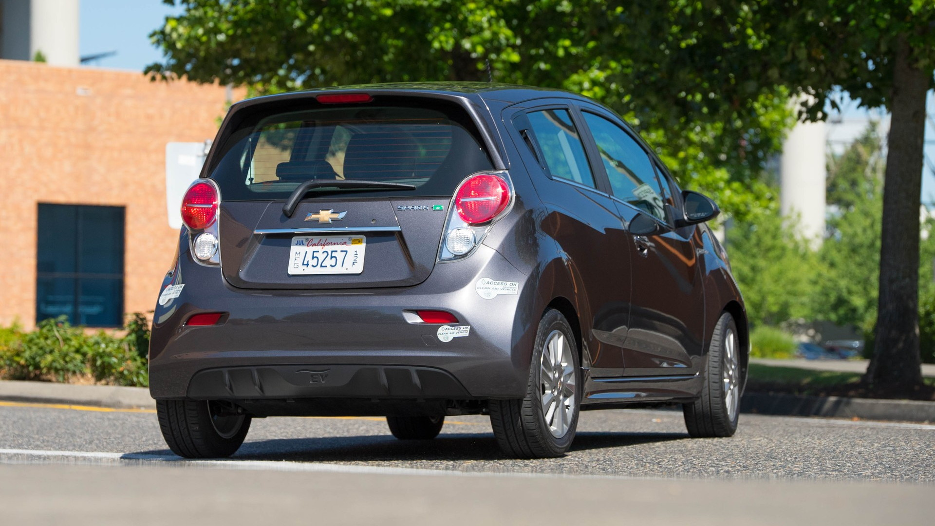 2014 Chevrolet Spark EV  -  Driven, July 2014 (NWAPA Drive Revolution)