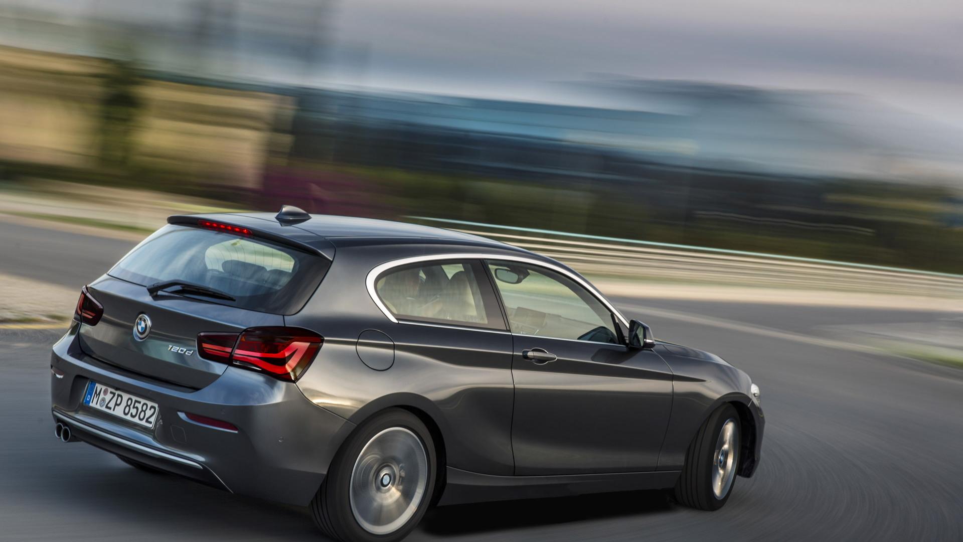 2015 BMW 1-Series Hatchback
