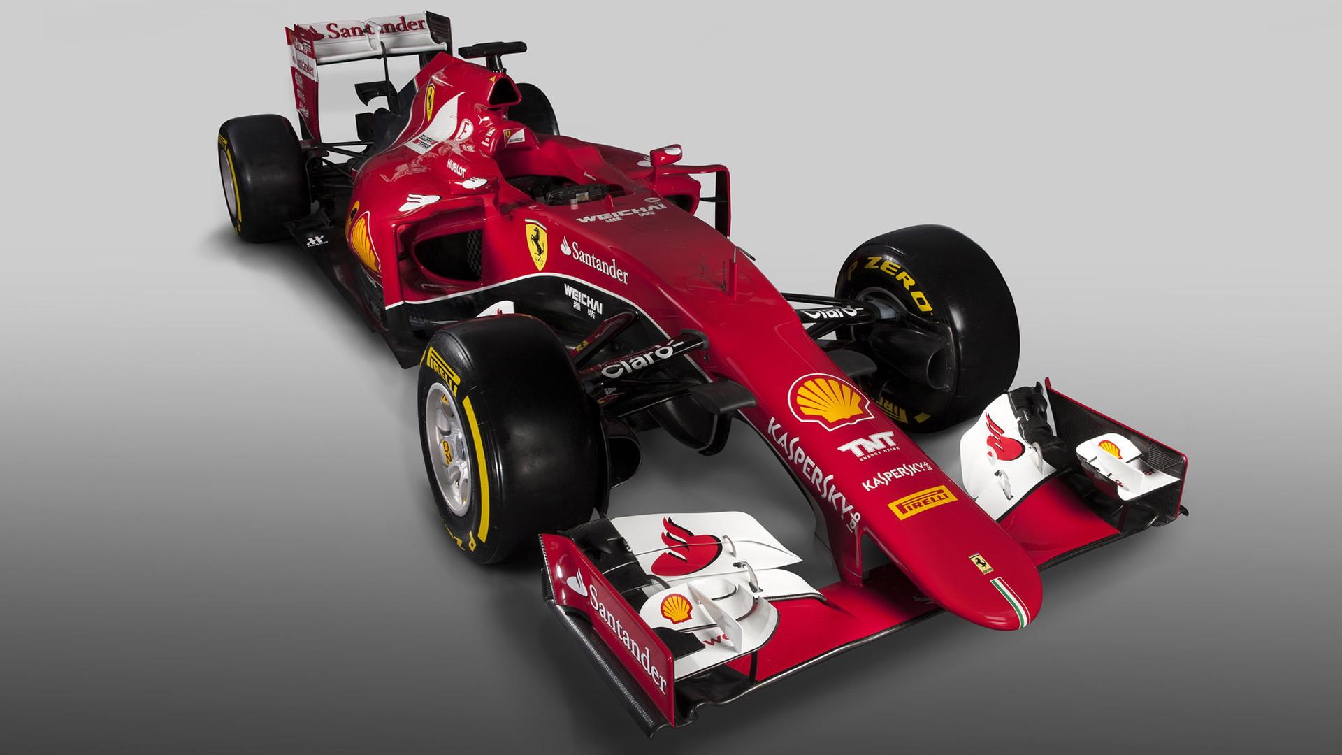 Ferrari SF15-T 2015 Formula One car