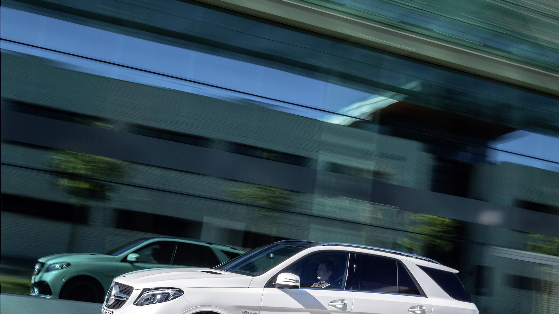 2016 Mercedes-AMG GLE63