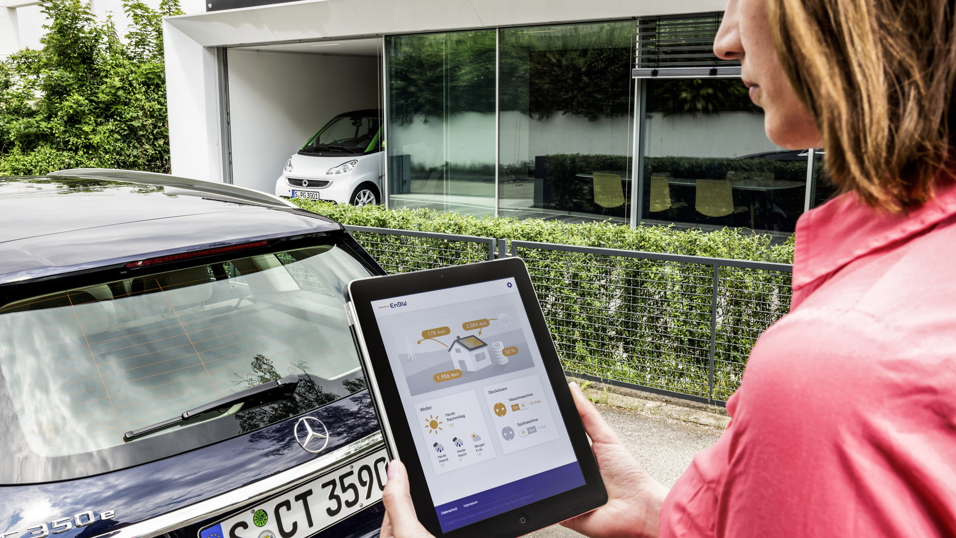 Mercedes-Benz energy storage system