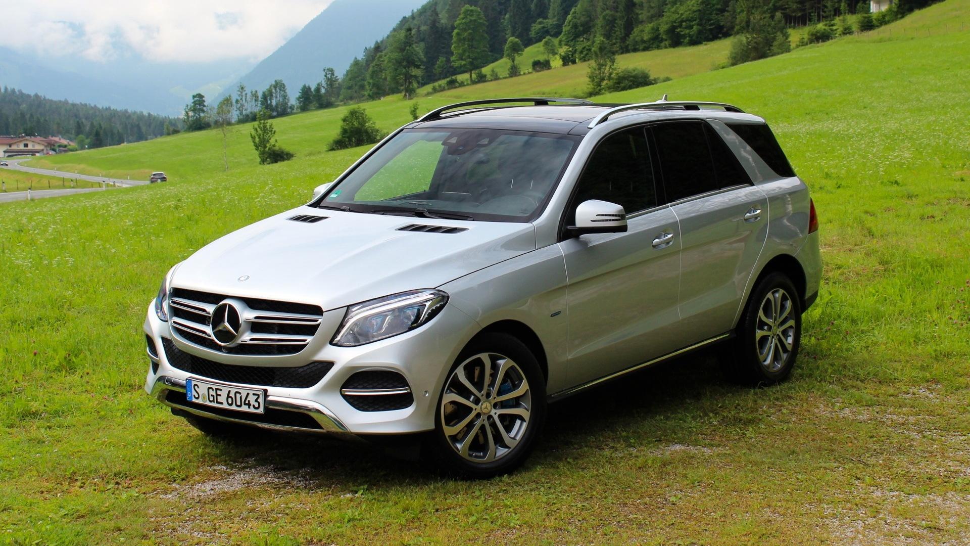 2016 Mercedes-Benz GLE550e Plug-In Hybrid