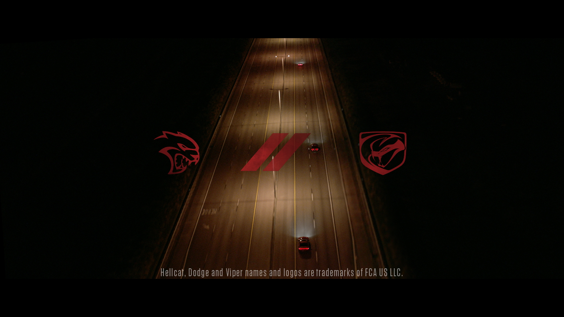 Dodge Hellcat Viper Commercial
