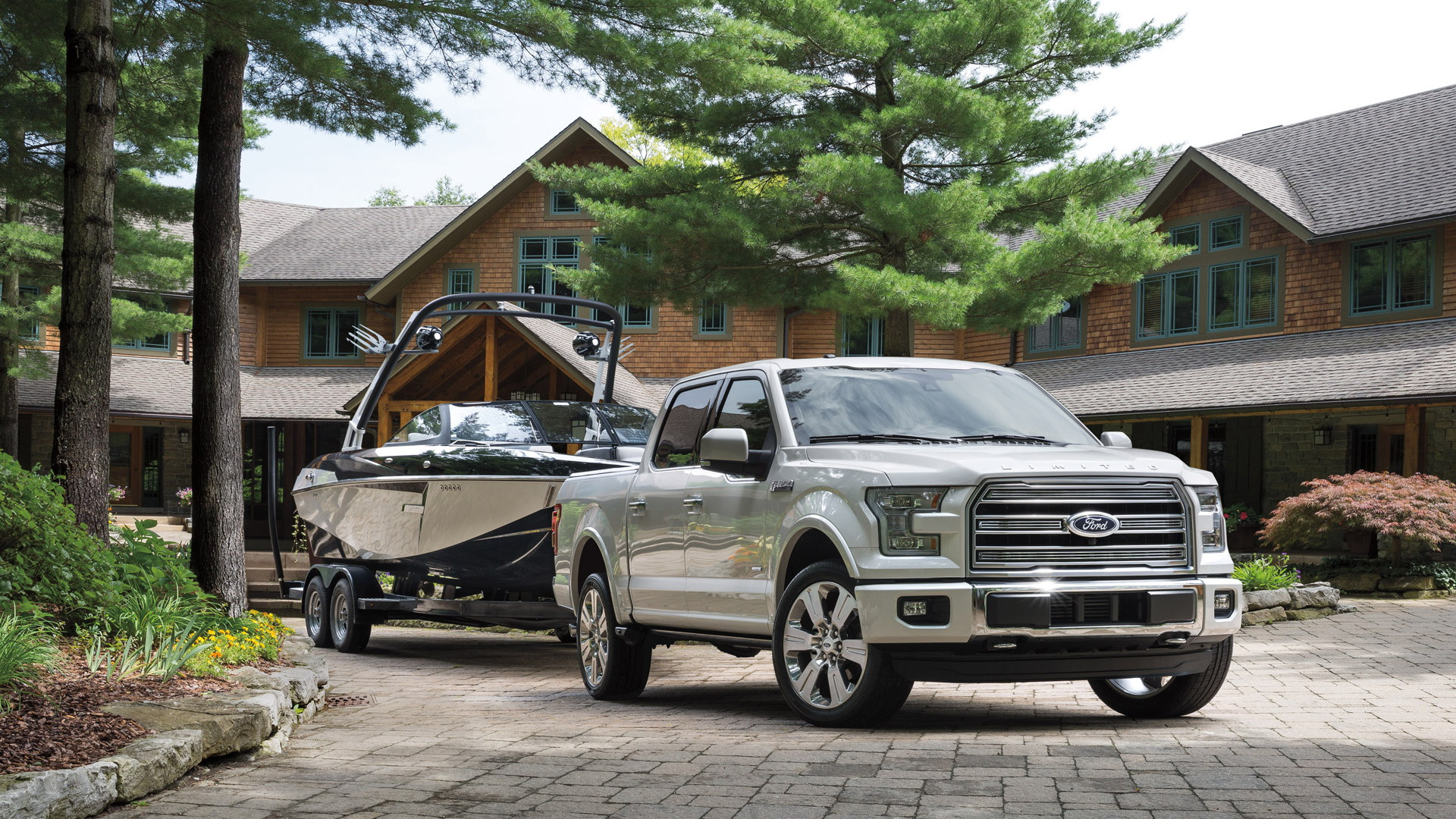 2016 Ford F-150 Limited