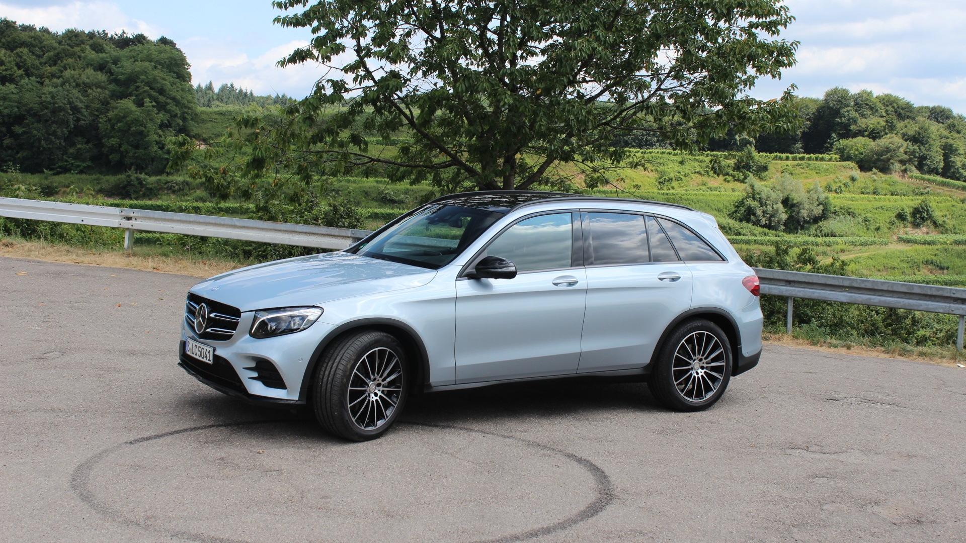 2016 Mercedes-Benz GLC-Class  -  First Drive, July 2015