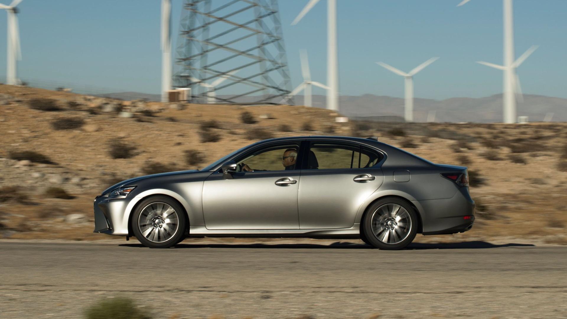 2016 Lexus GS 200t