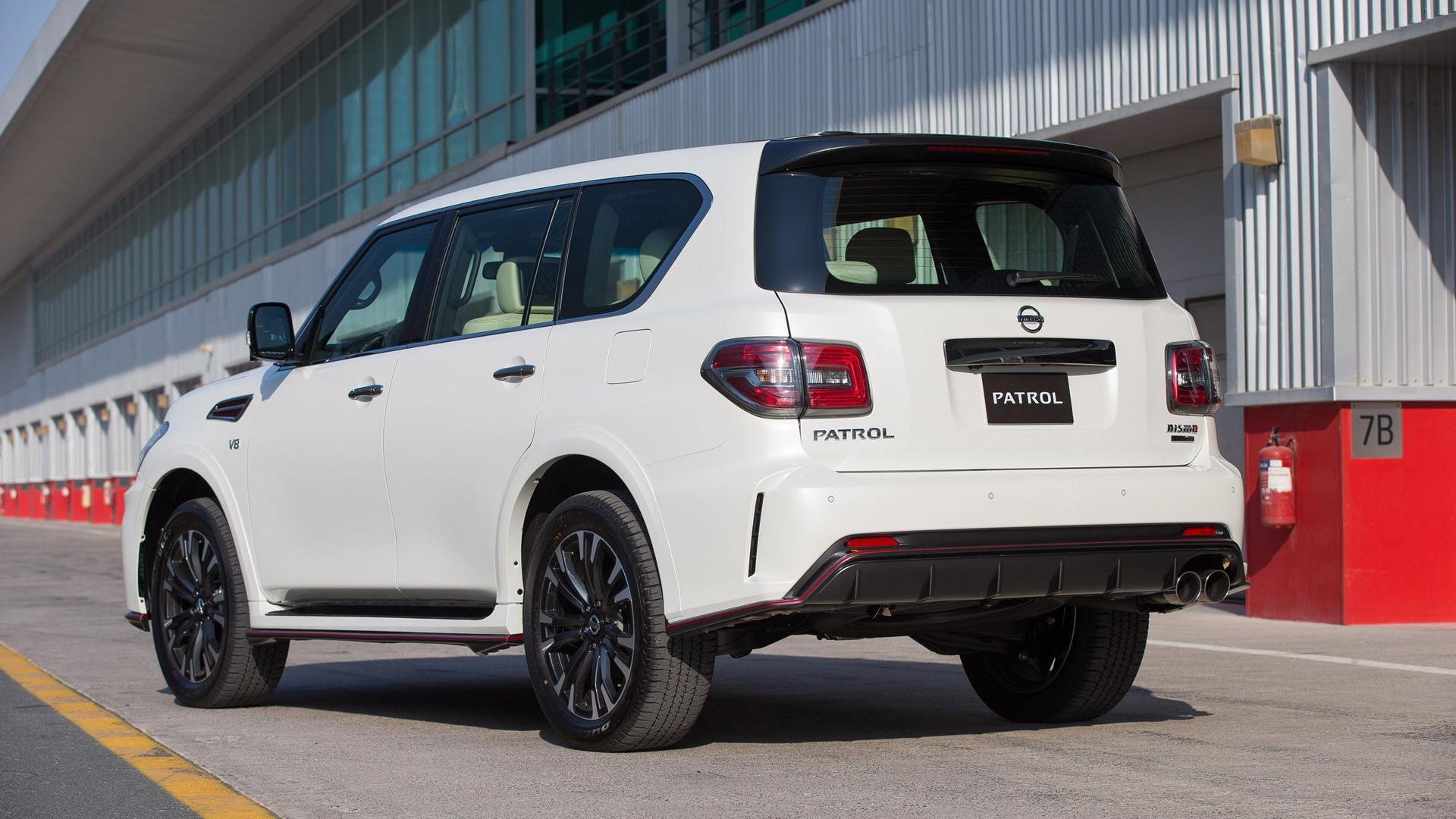 2015 Nissan Patrol NISMO