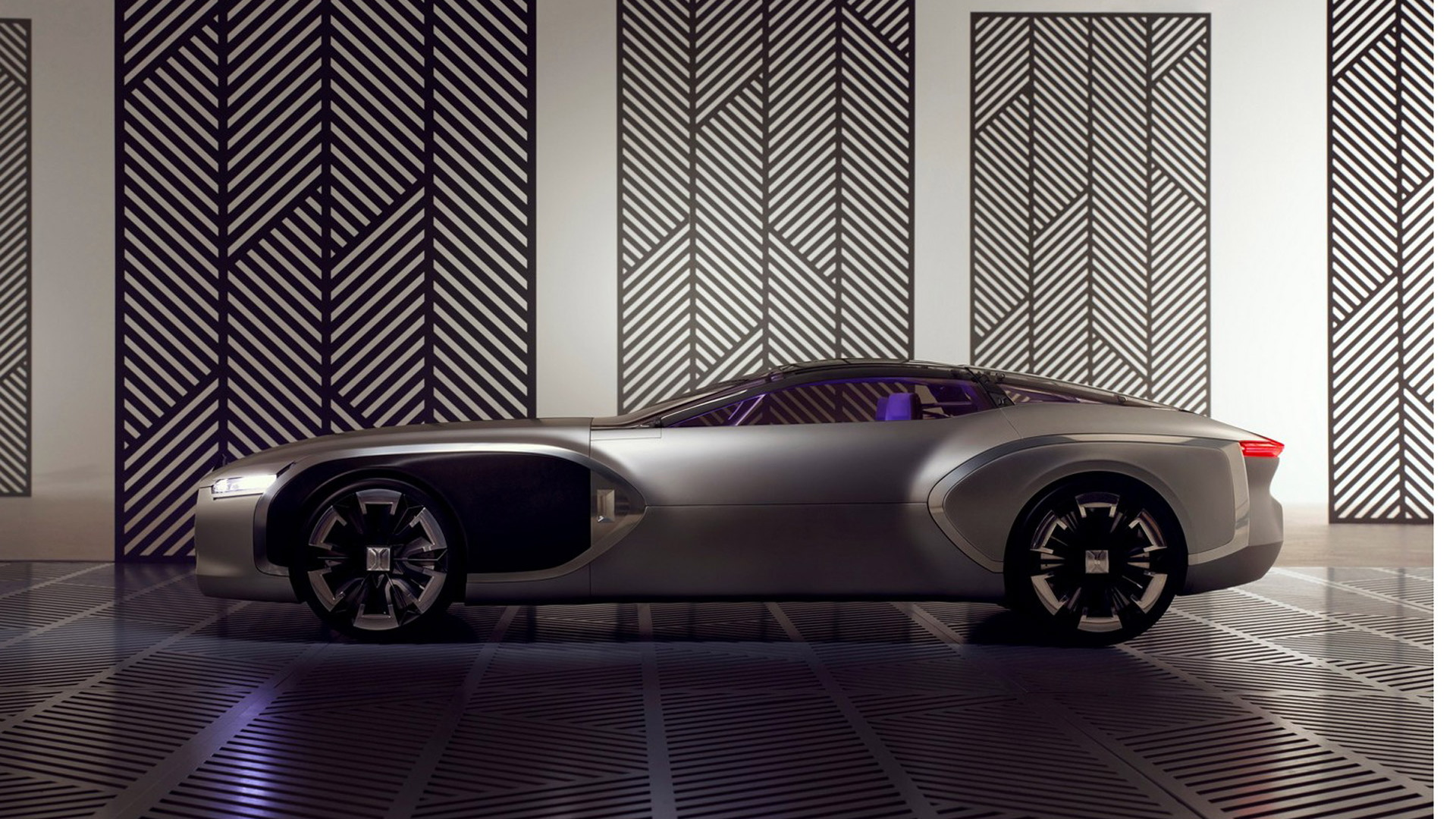 Renault concept celebrating Swiss architect Le Corbusier