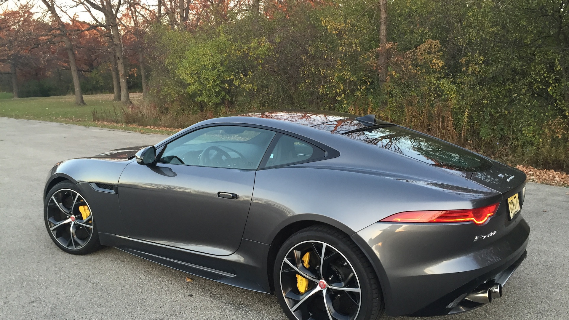 Notes From The Driveway 2016 Jaguar F Type R Coupe