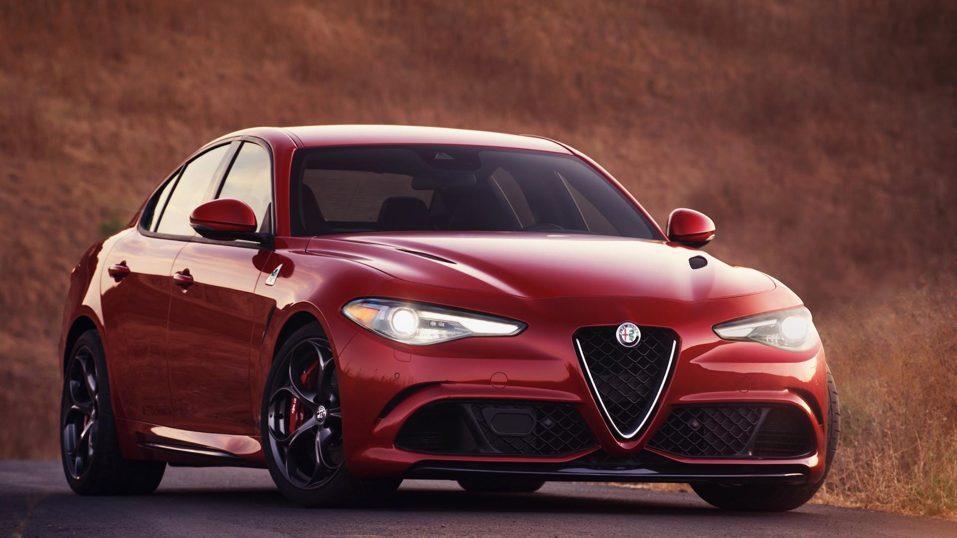 Alfa Romeo Giulia Reclaims 4 Door Nurburgring Record With Blistering