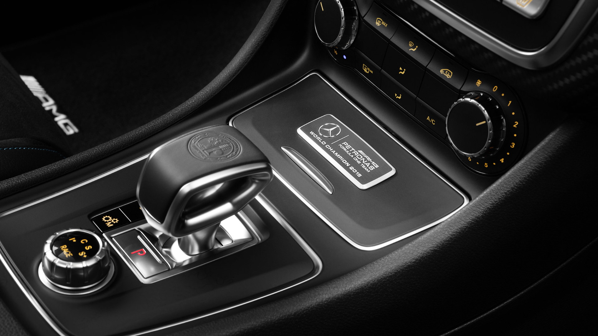Mercedes-AMG A45 World Champion Edition