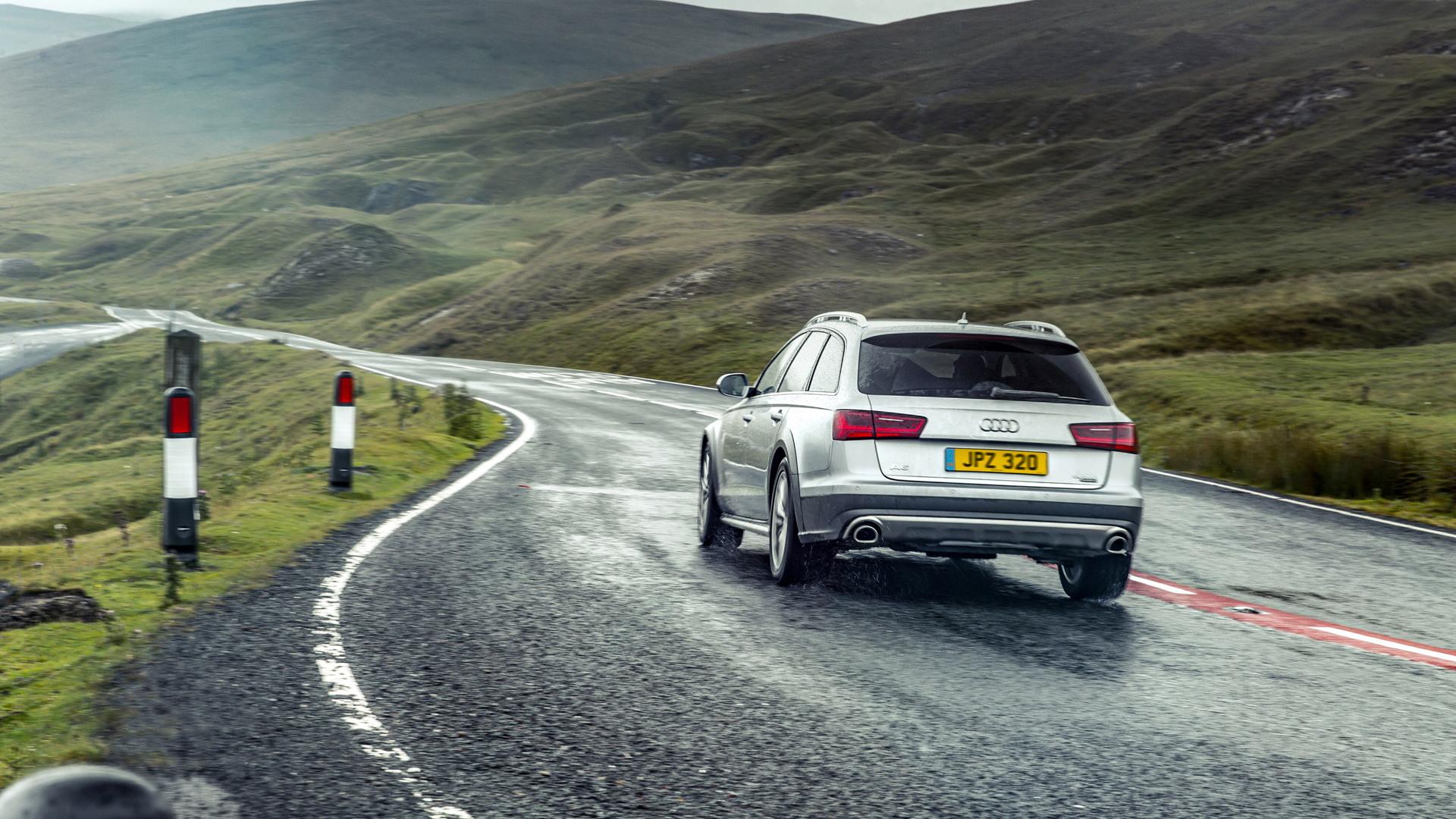 2016 Audi A6 Allroad Sport