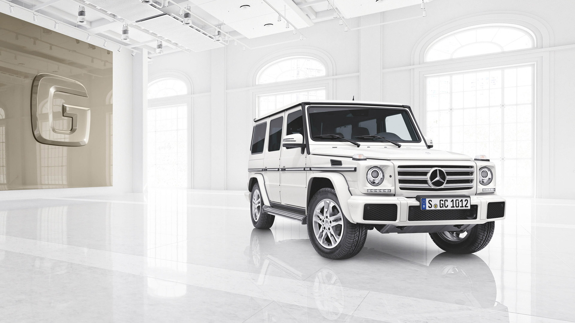 2016 Mercedes-Benz G-Class by Designo Manufaktur