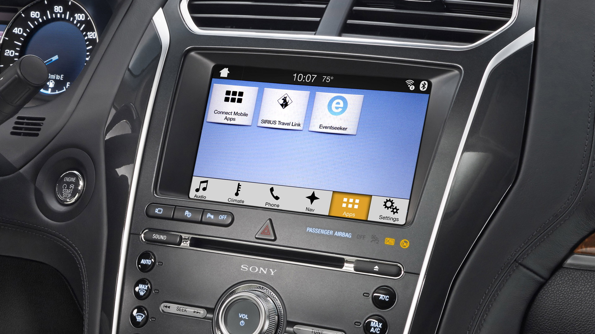 ford upgrades sync 3 with apple carplay android auto and 4g lte video. Black Bedroom Furniture Sets. Home Design Ideas