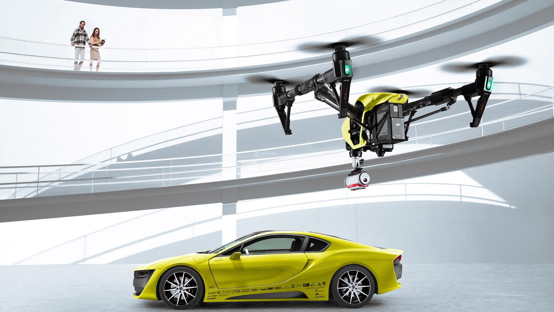 Rinspeed Etos concept, 2016 Consumer Electronics Show