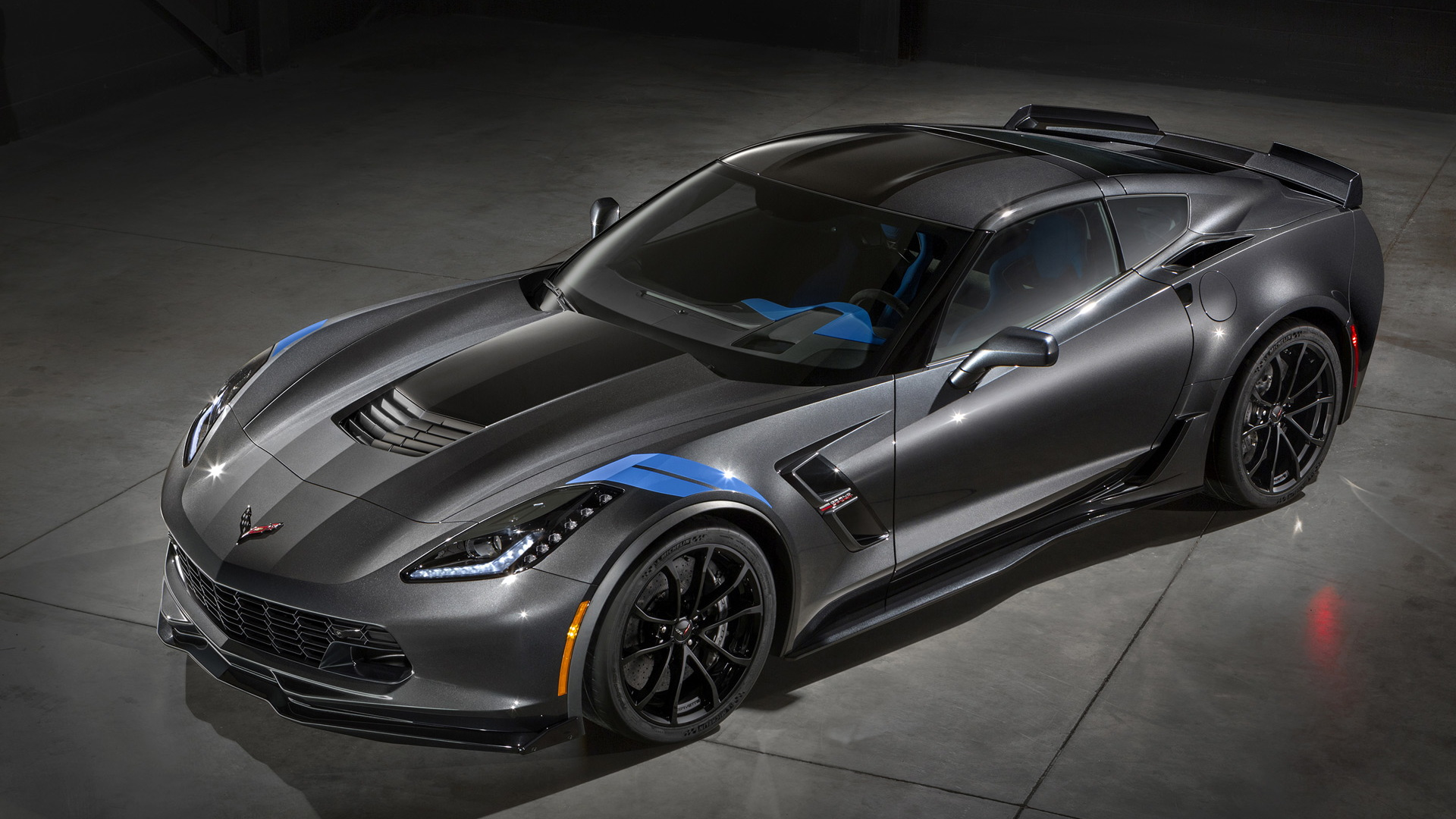 2017 Chevrolet Corvette Grand Sport Collector Edition
