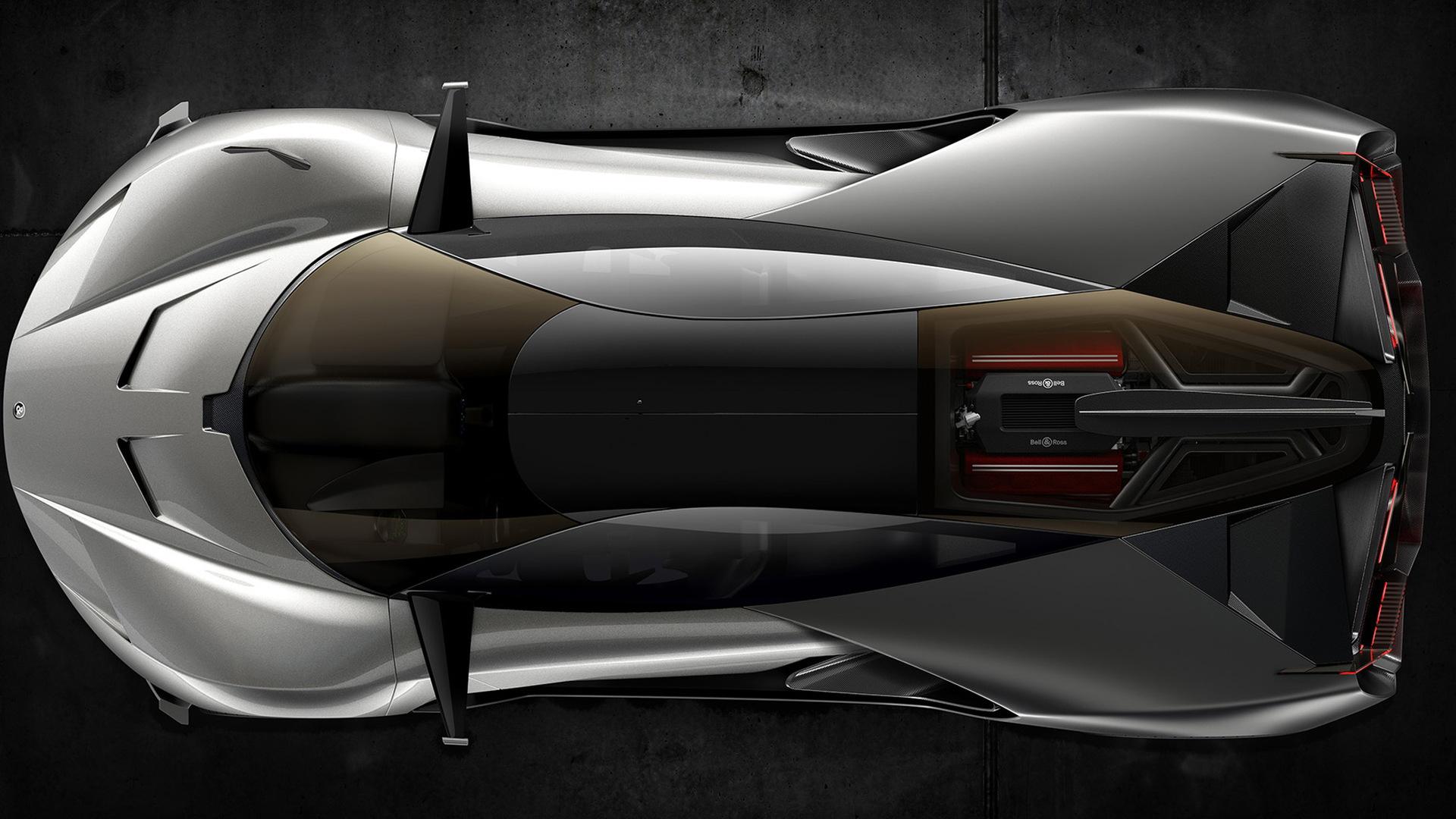 Bell & Ross AeroGT concept, 2016 Baselworld