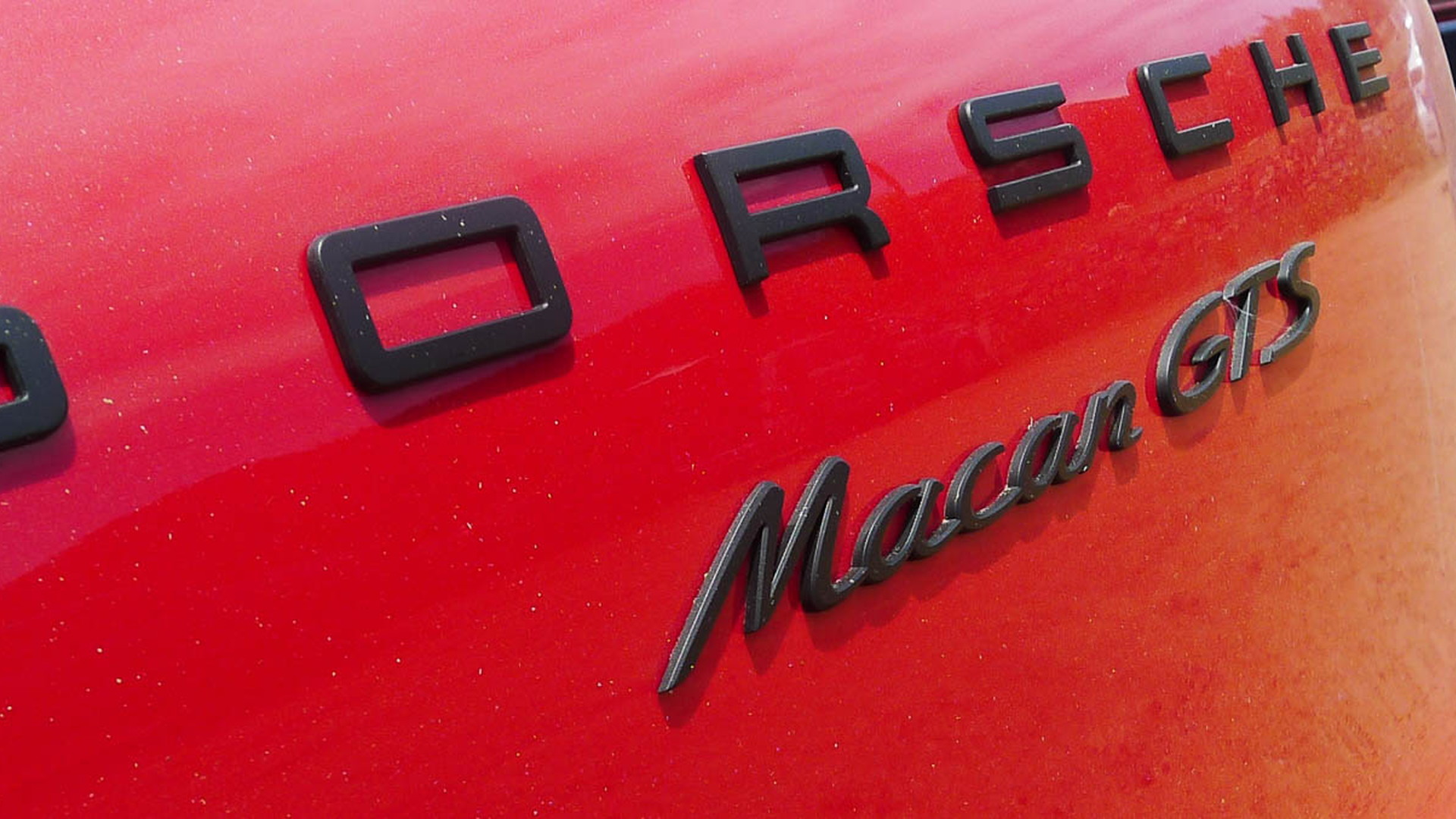 2017 Porsche Macan GTS First Drive