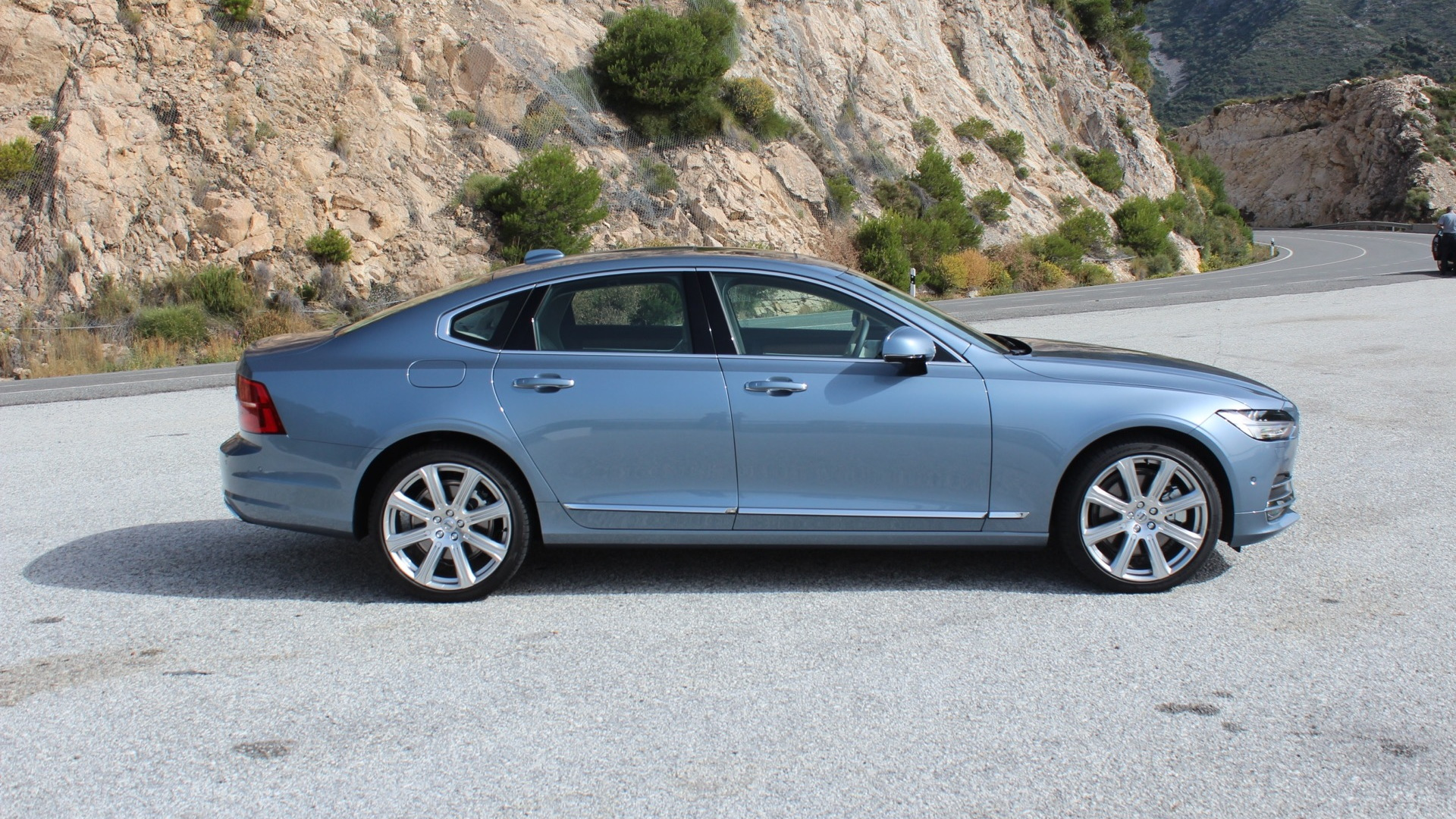 2017 Volvo S90  -  First Drive, June 2016