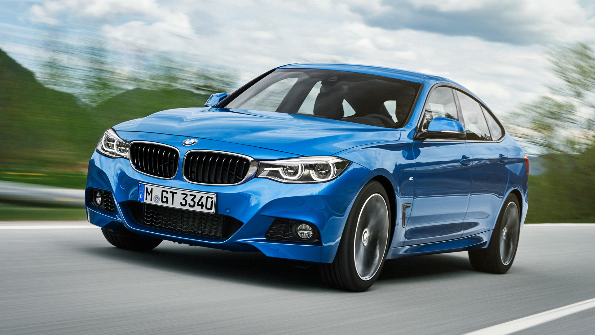 2017 BMW 3-Series Gran Turismo