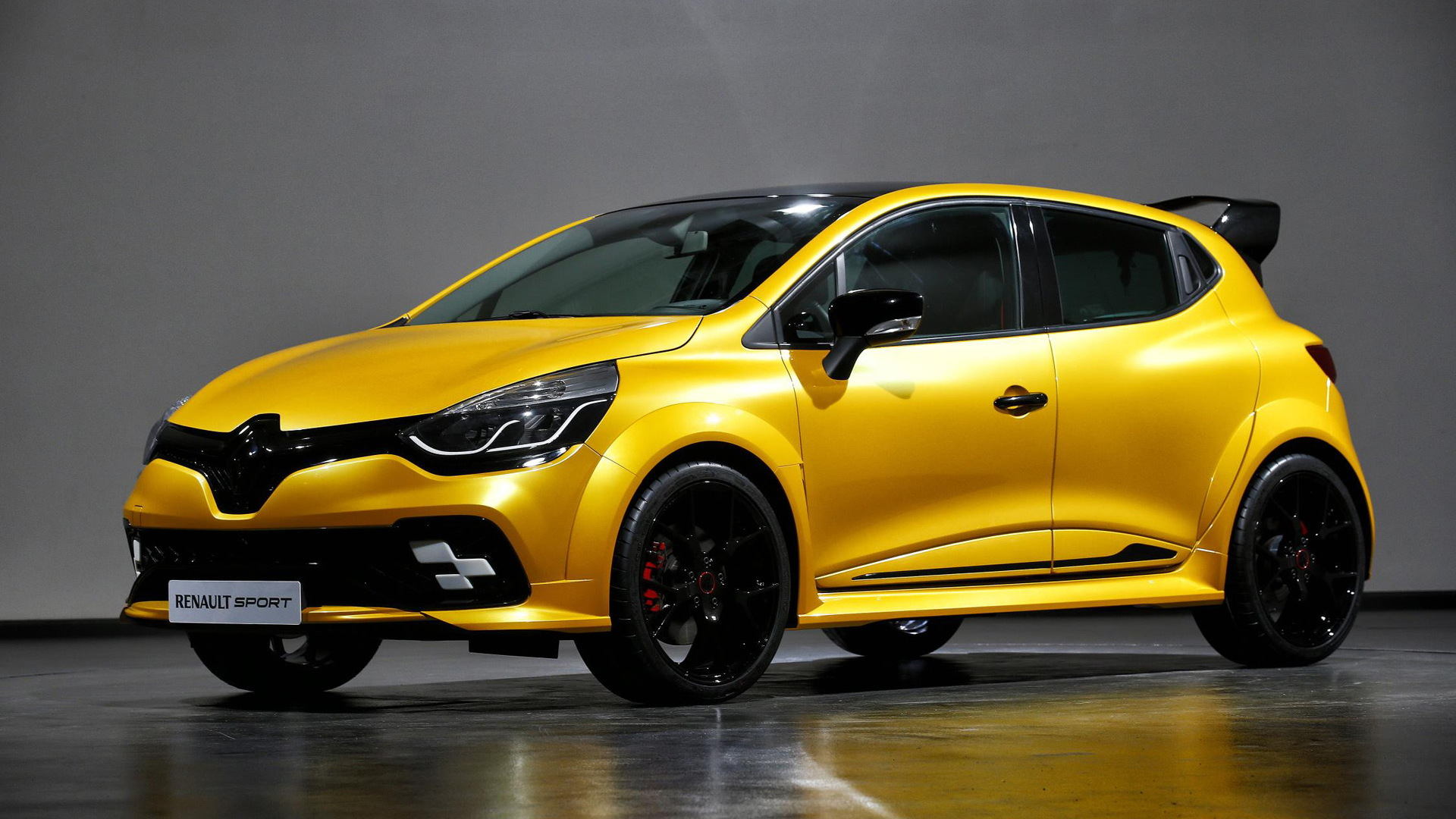 Renault Clio RS16 concept