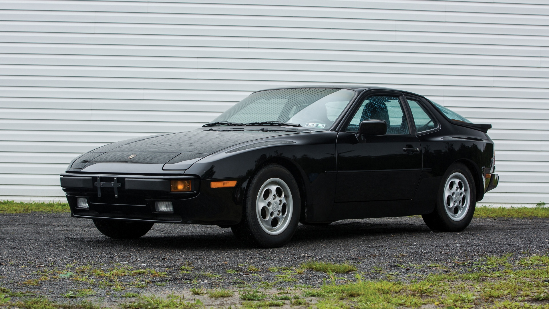 1988 Porsche 944, photo MotorCar Studios, 2015 Auctions America