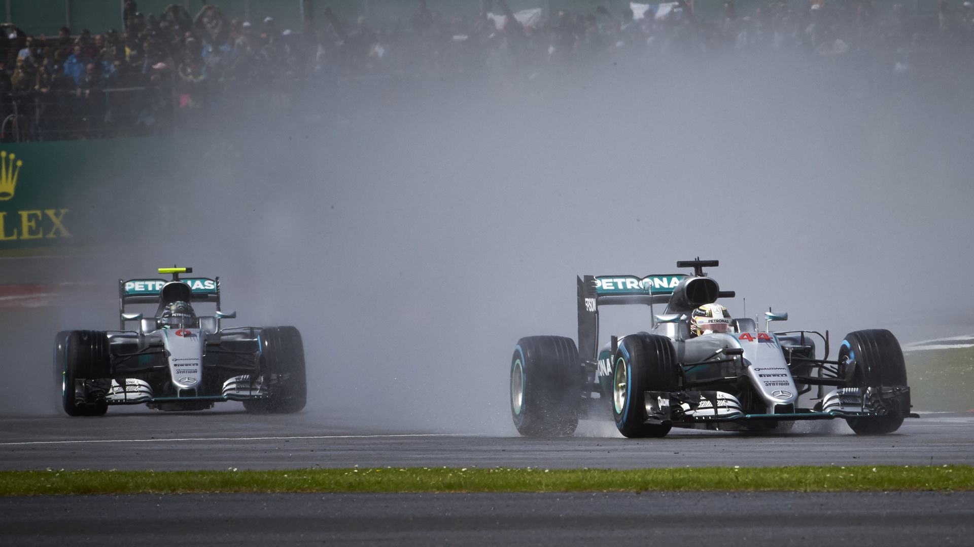2016 Formula One British Grand Prix